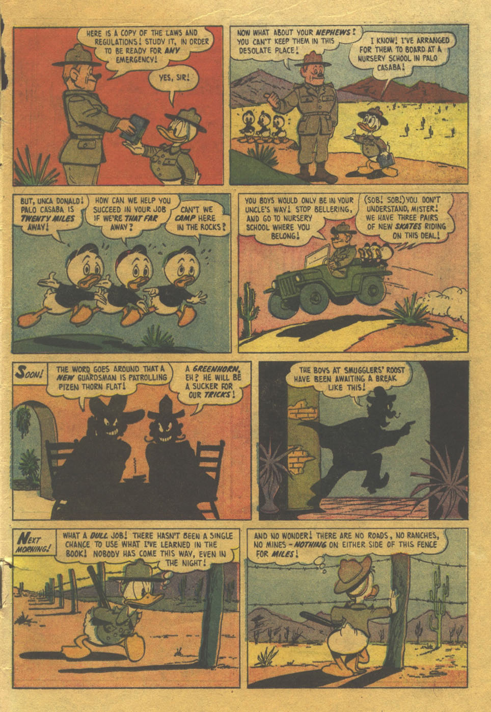 Walt Disney's Comics and Stories issue 354 - Page 6