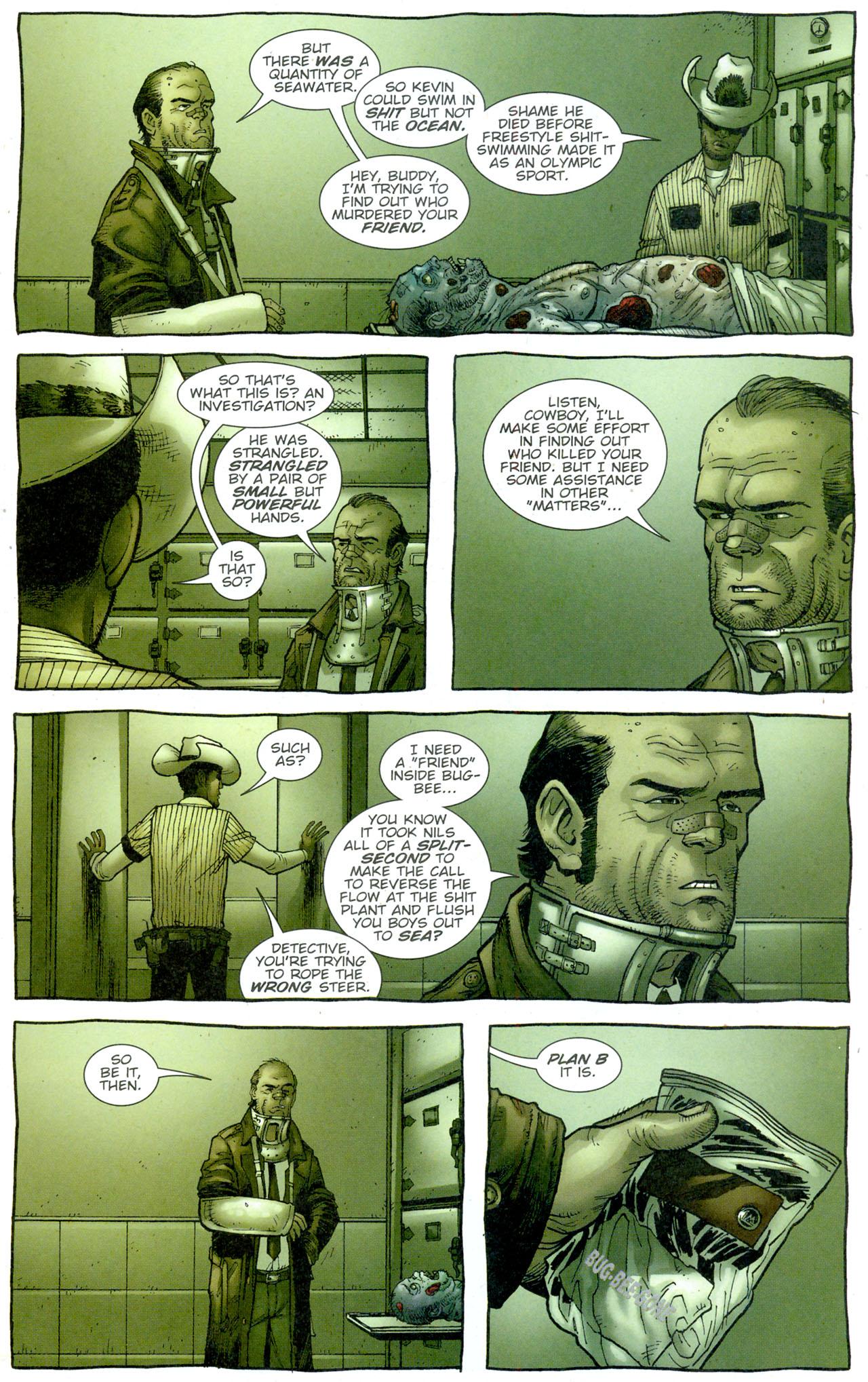 Read online The Exterminators comic -  Issue #13 - 12