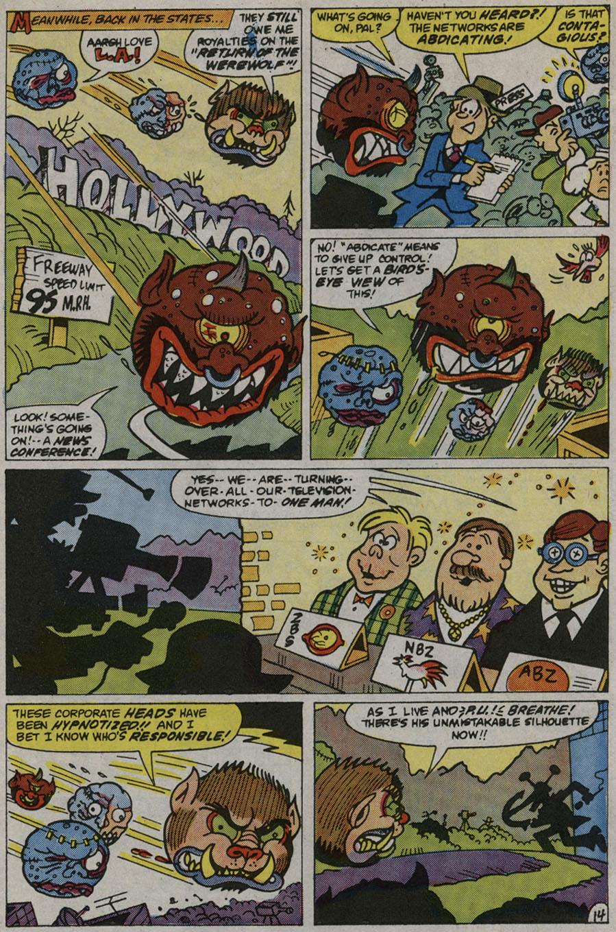 Madballs issue 9 - Page 20