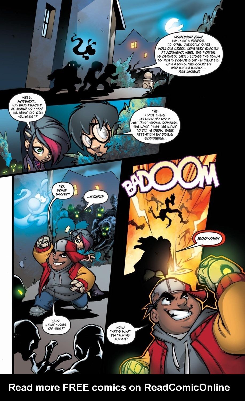 Read online Ralph Filmore comic -  Issue # Full - 50
