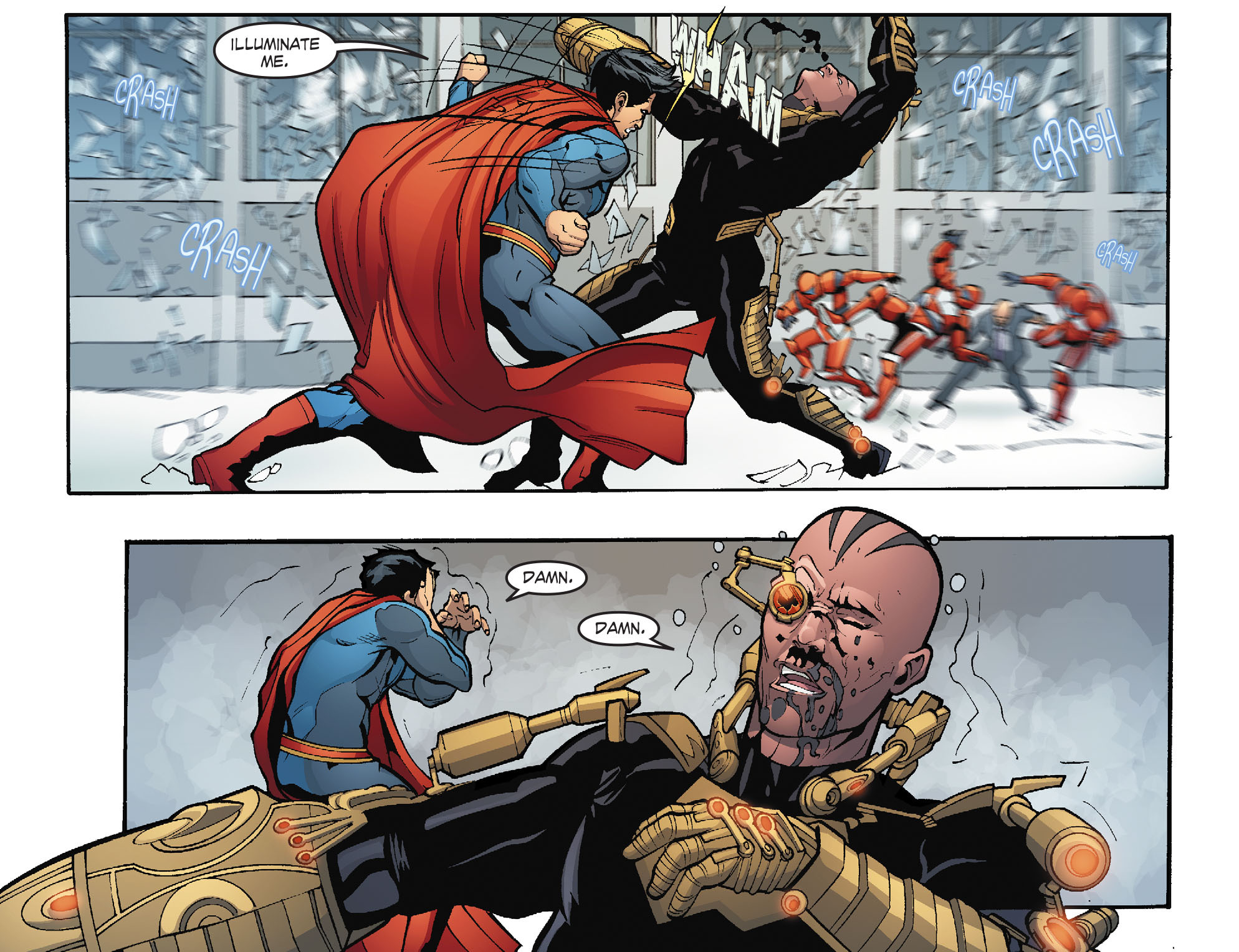 Read online Smallville: Alien comic -  Issue #6 - 20