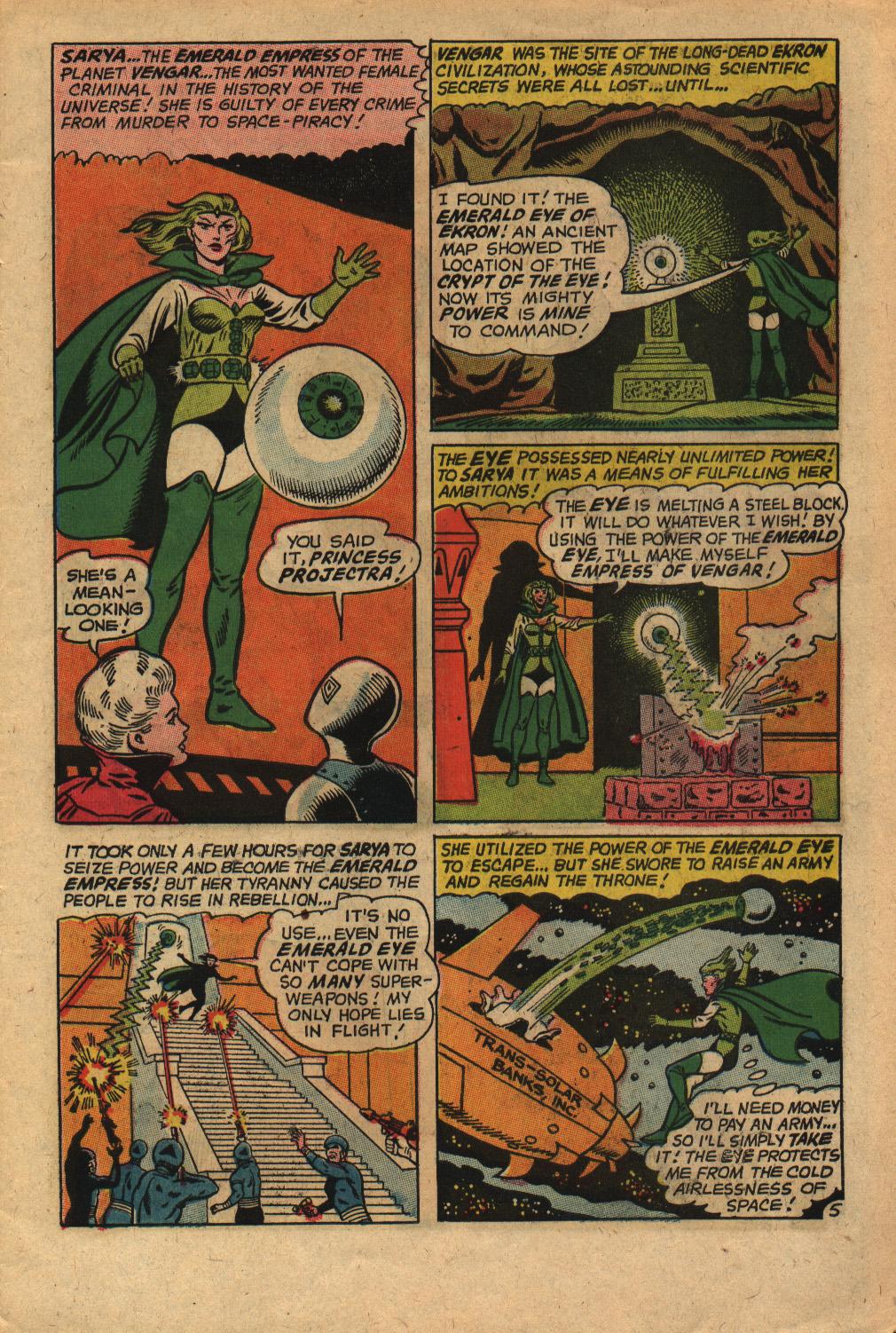 Read online Adventure Comics (1938) comic -  Issue #352 - 7