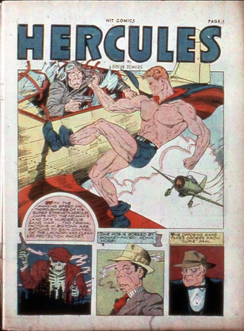 Read online Hit Comics comic -  Issue #14 - 3