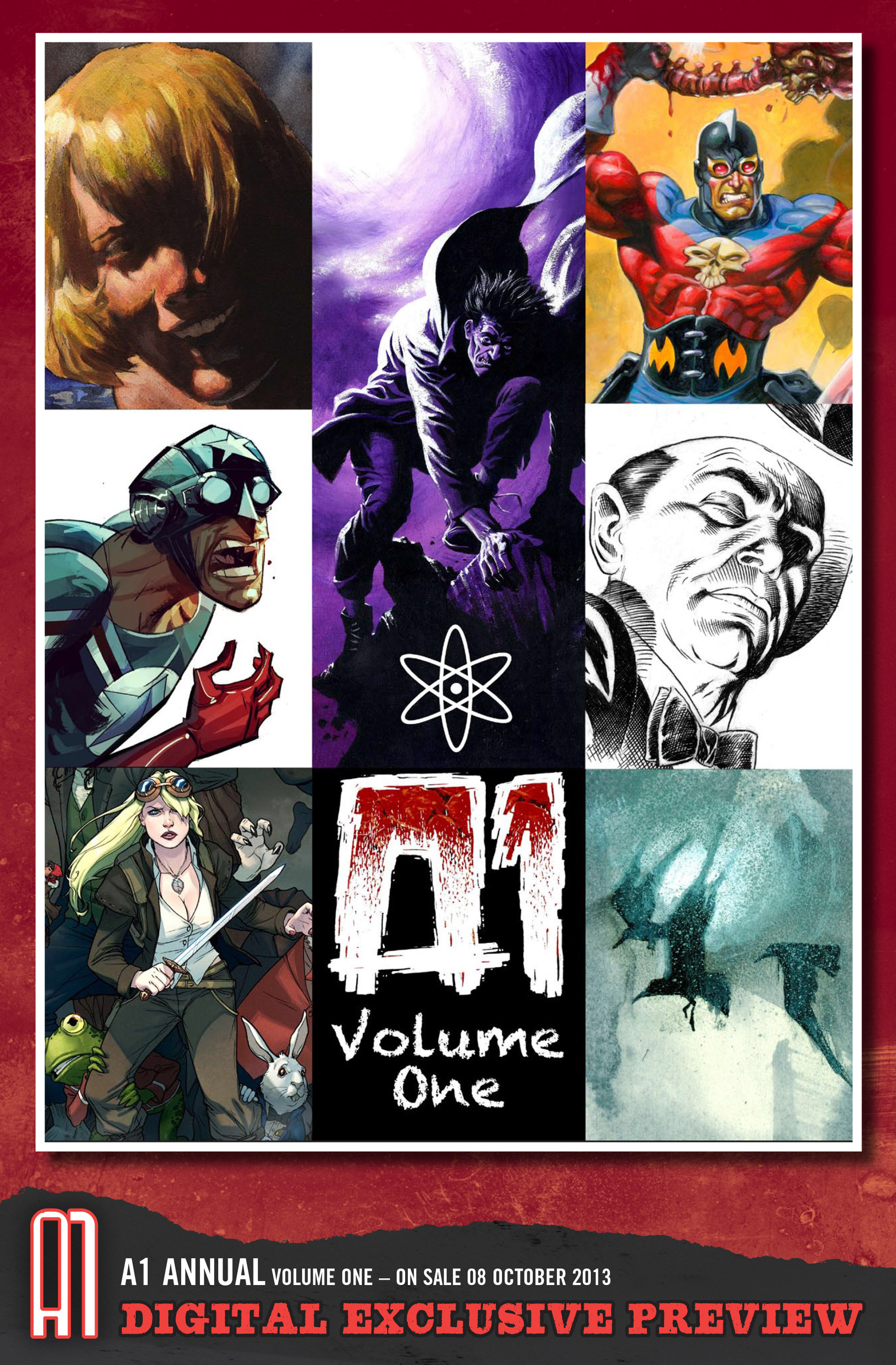Read online A1 comic -  Issue #1 - 25