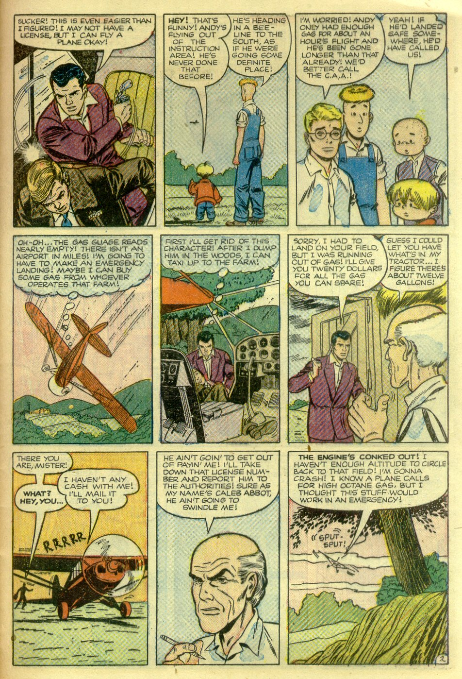 Daredevil (1941) issue 108 - Page 29