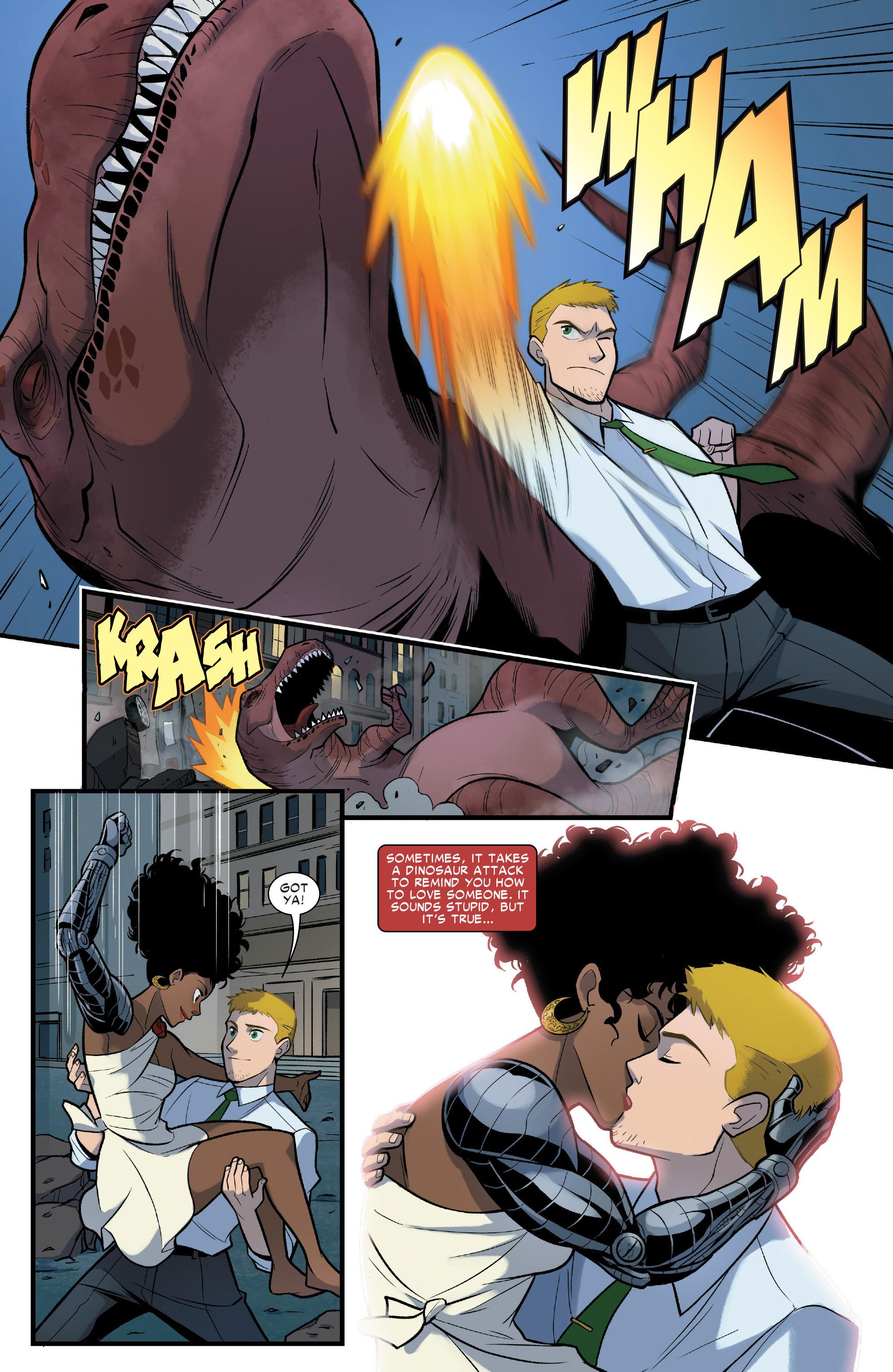 Read online Secret Wars: Secret Love comic -  Issue # Full - 22