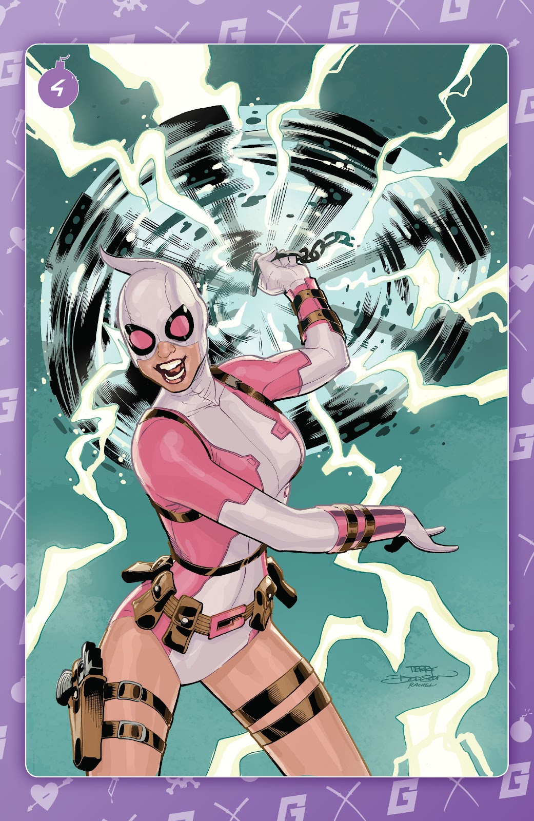 Gwenpool Strikes Back issue _TPB - Page 69