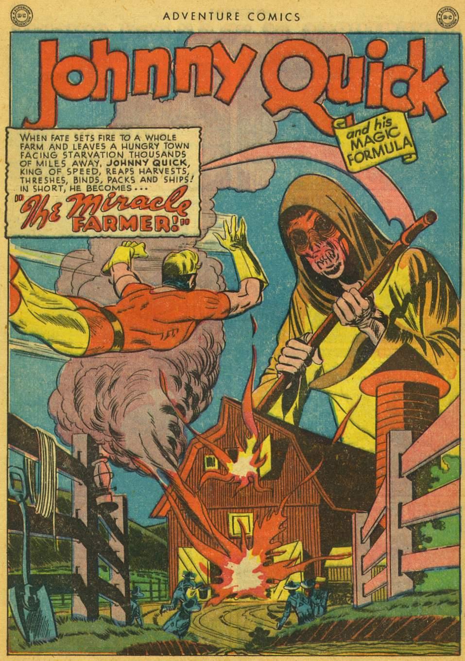 Read online Adventure Comics (1938) comic -  Issue #128 - 38
