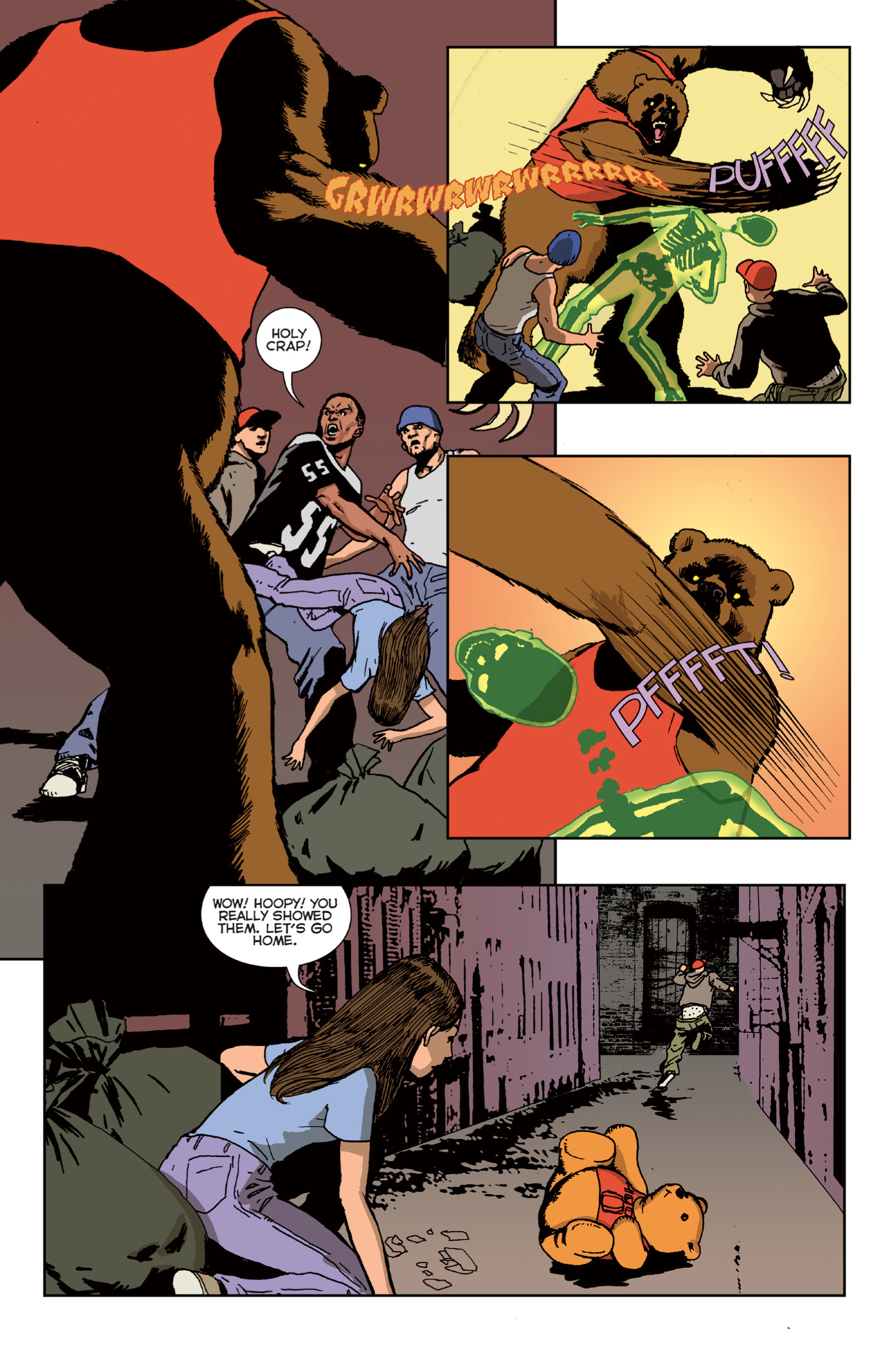 Read online Buffy the Vampire Slayer: Omnibus comic -  Issue # TPB 1 - 209
