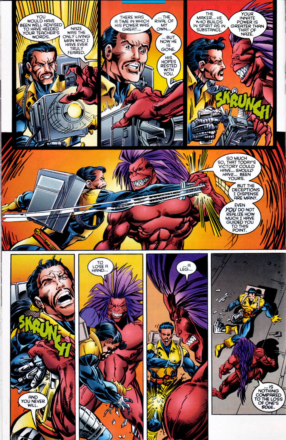 Read online X-Factor (1986) comic -  Issue #120 - 18
