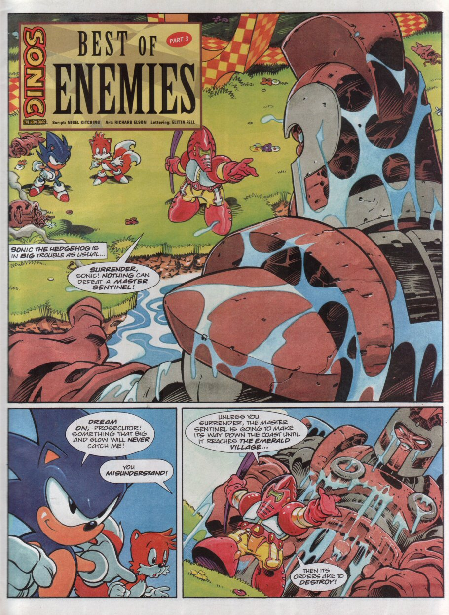 Read online Sonic the Comic comic -  Issue #118 - 3