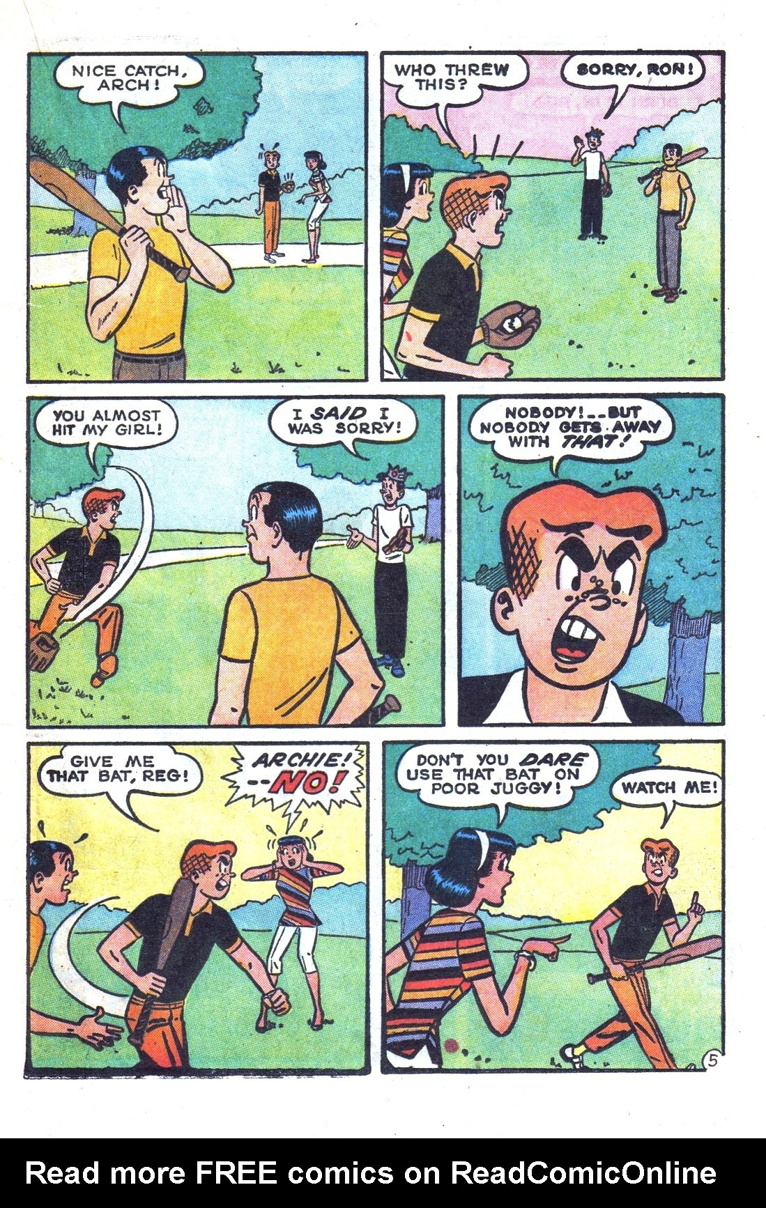 Read online Archie (1960) comic -  Issue #131 - 17