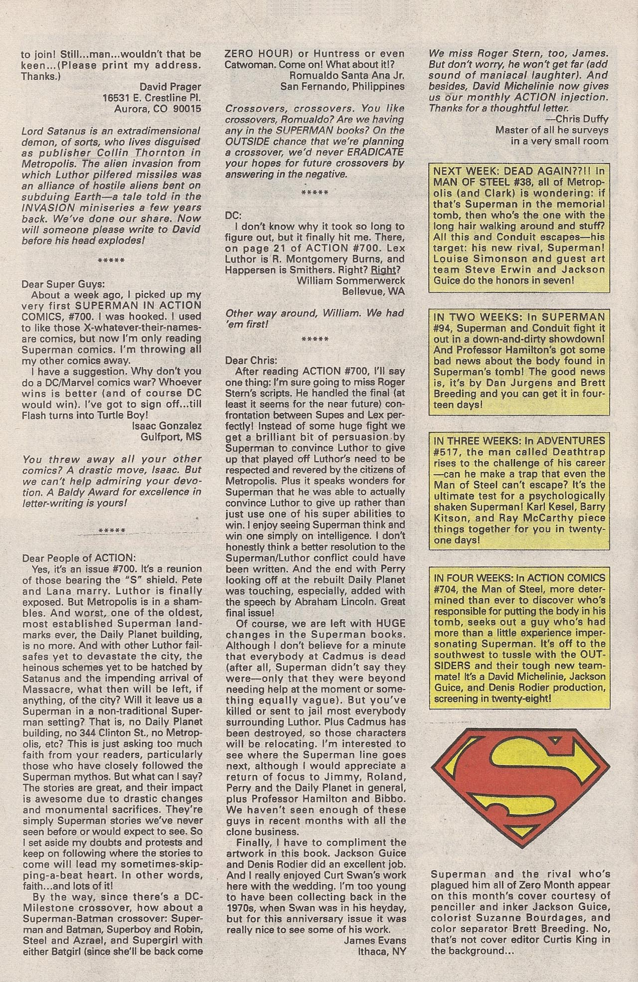 Read online Action Comics (1938) comic -  Issue #0 - 33