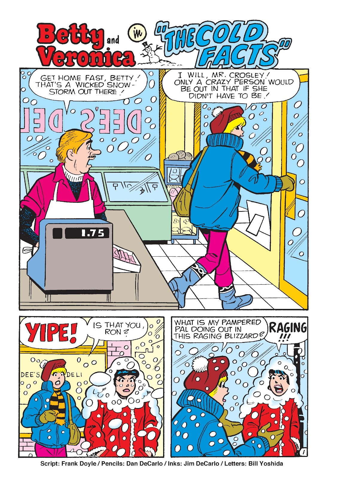 Betty and Veronica Double Digest issue 291 - Page 7