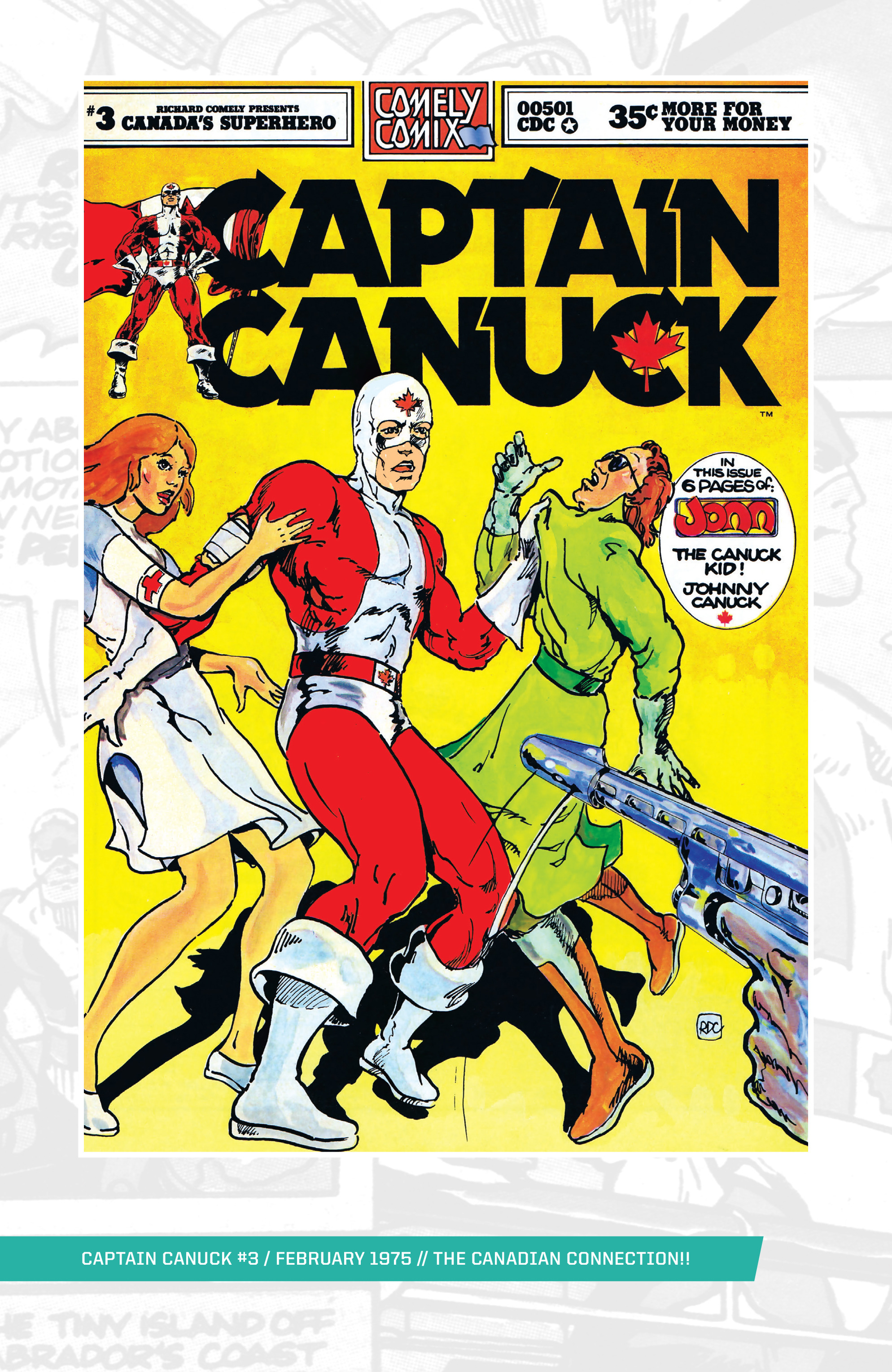 Captain Canuck (1975) 3 Page 1
