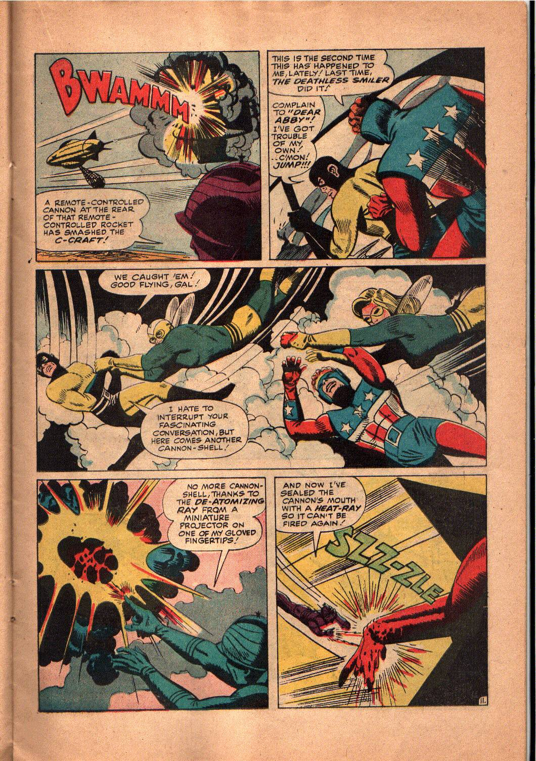 The Mighty Crusaders (1965) Issue #5 #5 - English 12