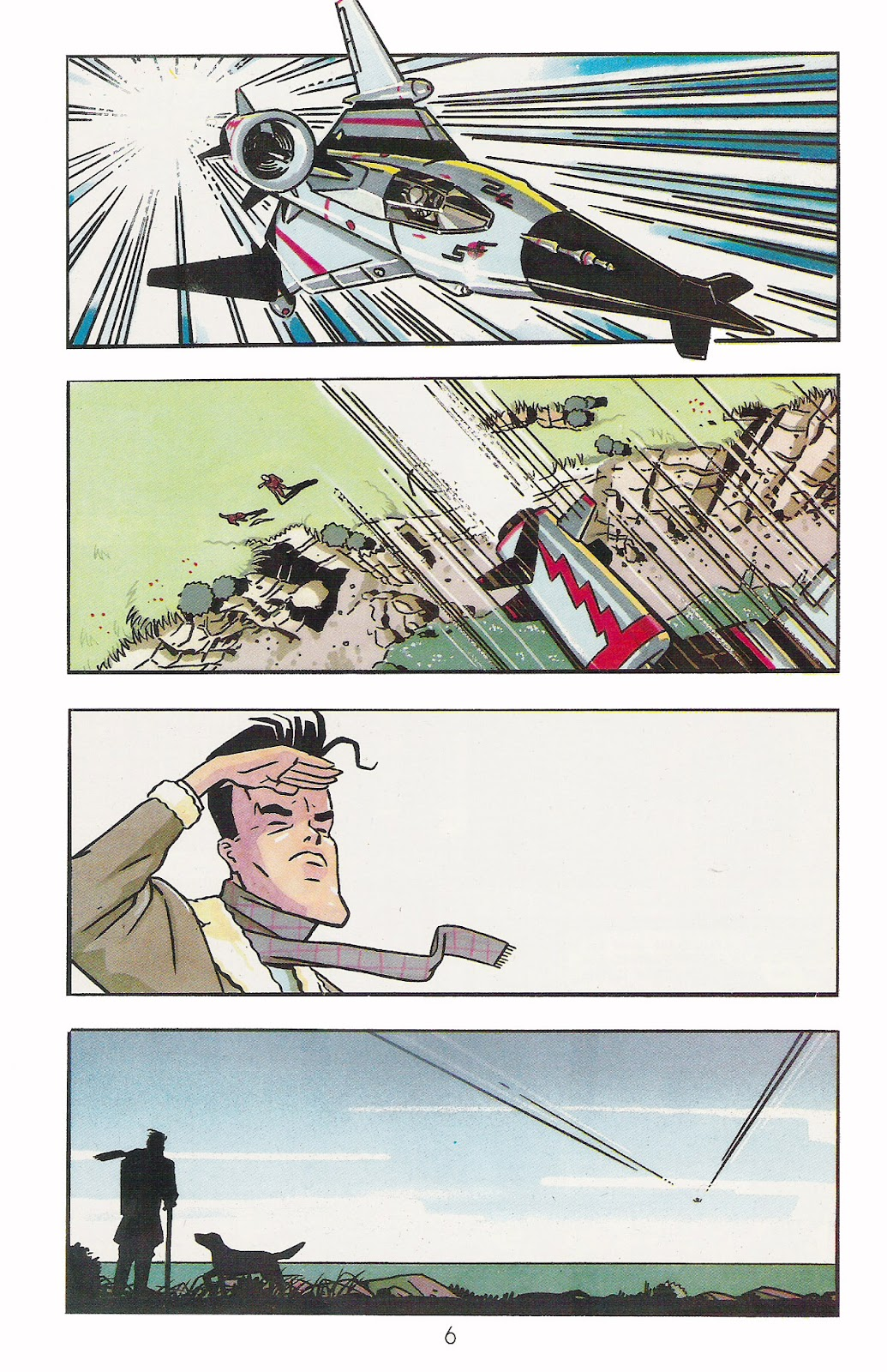 Read online Dare comic -  Issue #1 - 8