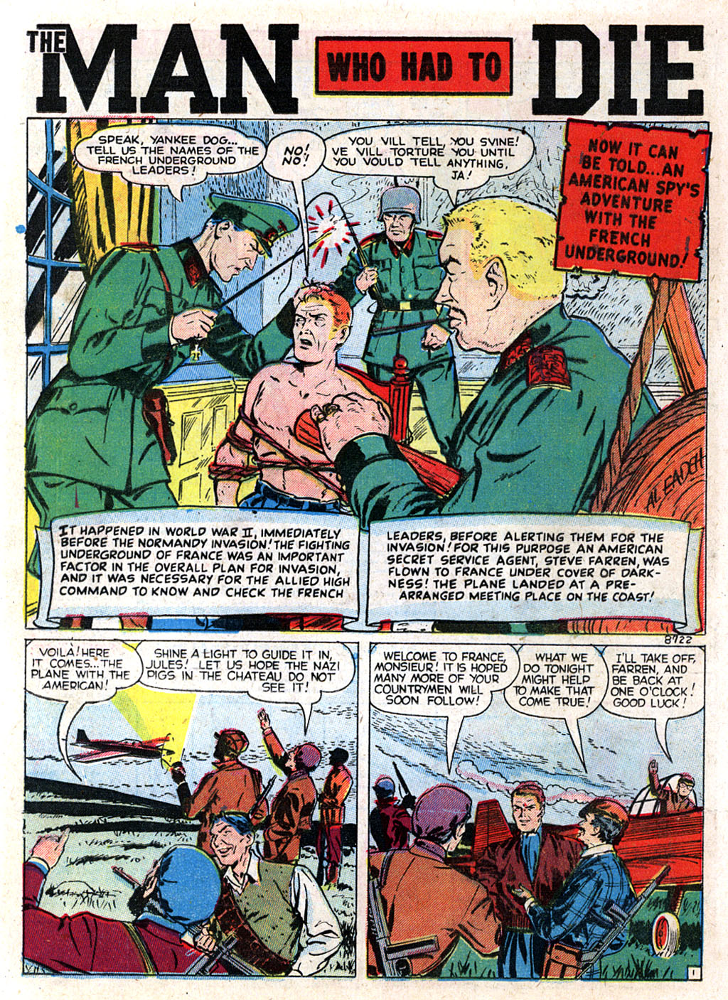 Kent Blake of the Secret Service issue 3 - Page 20