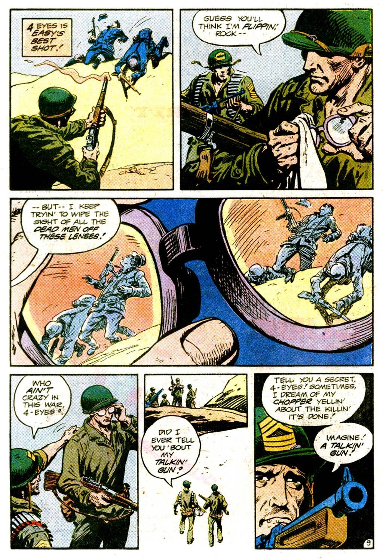 Read online Sgt. Rock comic -  Issue #365 - 13