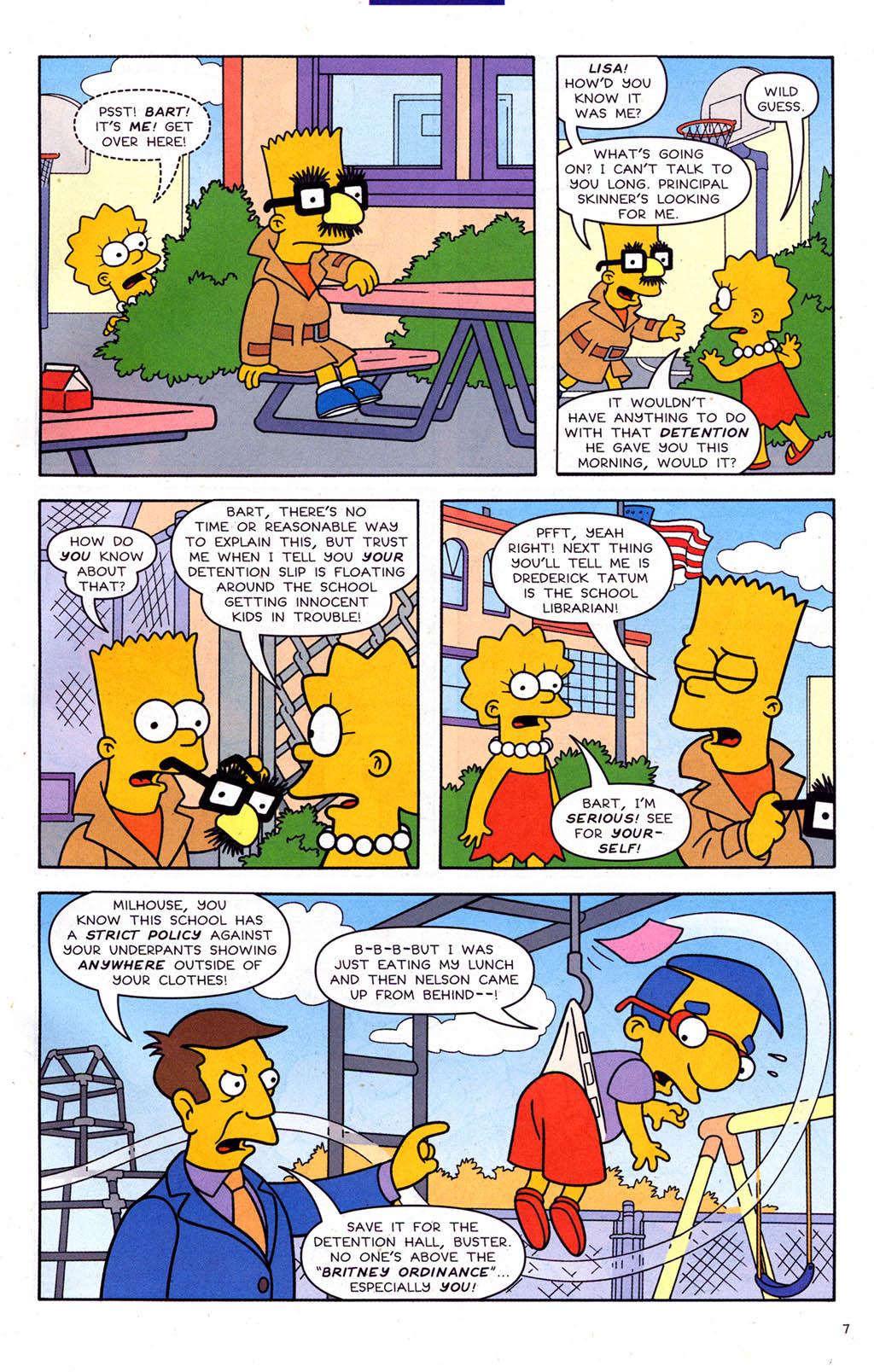Read online Simpsons Comics Presents Bart Simpson comic -  Issue #22 - 9