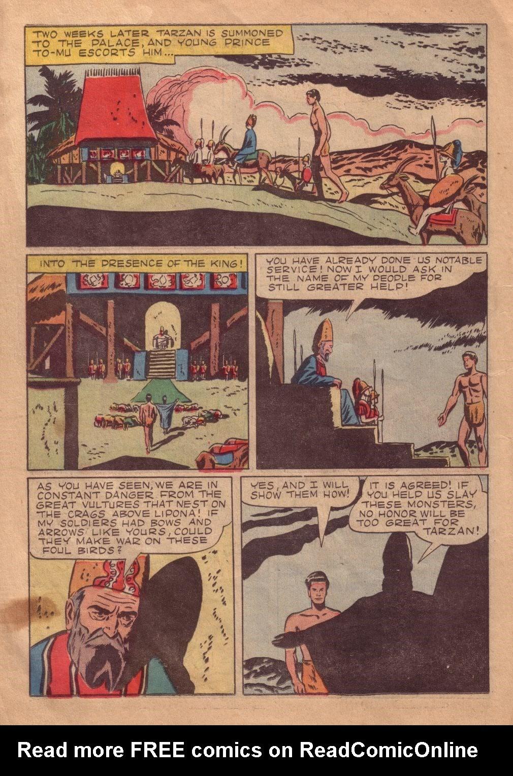 Tarzan (1948) issue 8 - Page 24