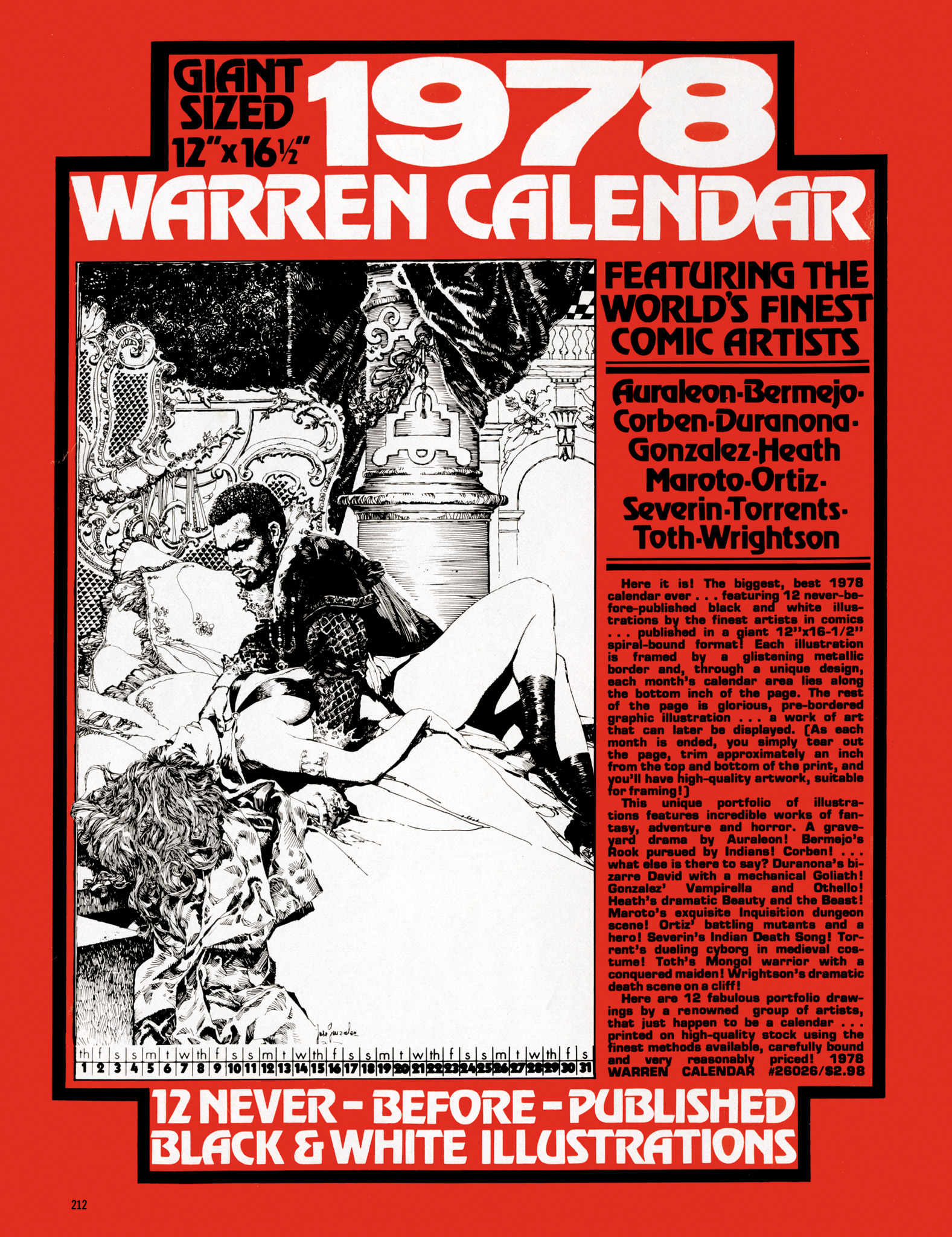 Read online Eerie Archives comic -  Issue # TPB 18 - 209