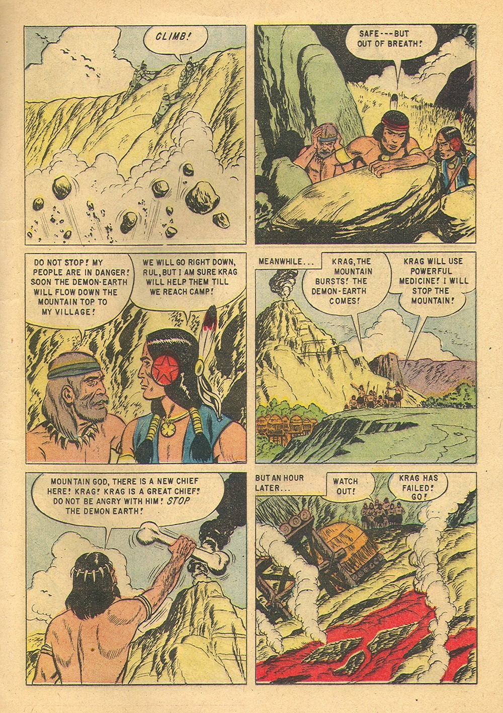 Read online Turok, Son of Stone comic -  Issue #36 - 13