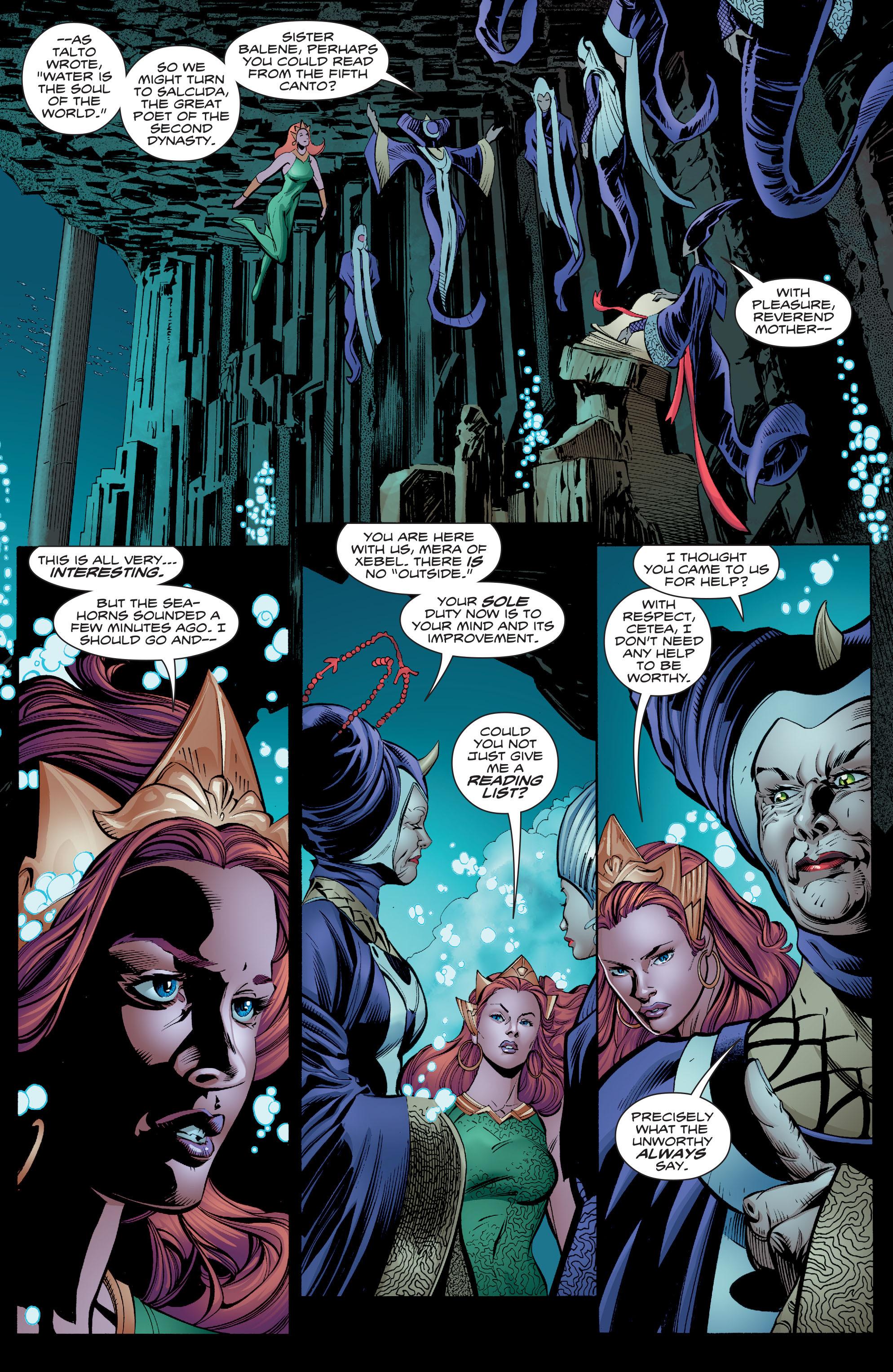 Read online Aquaman (2016) comic -  Issue #8 - 14