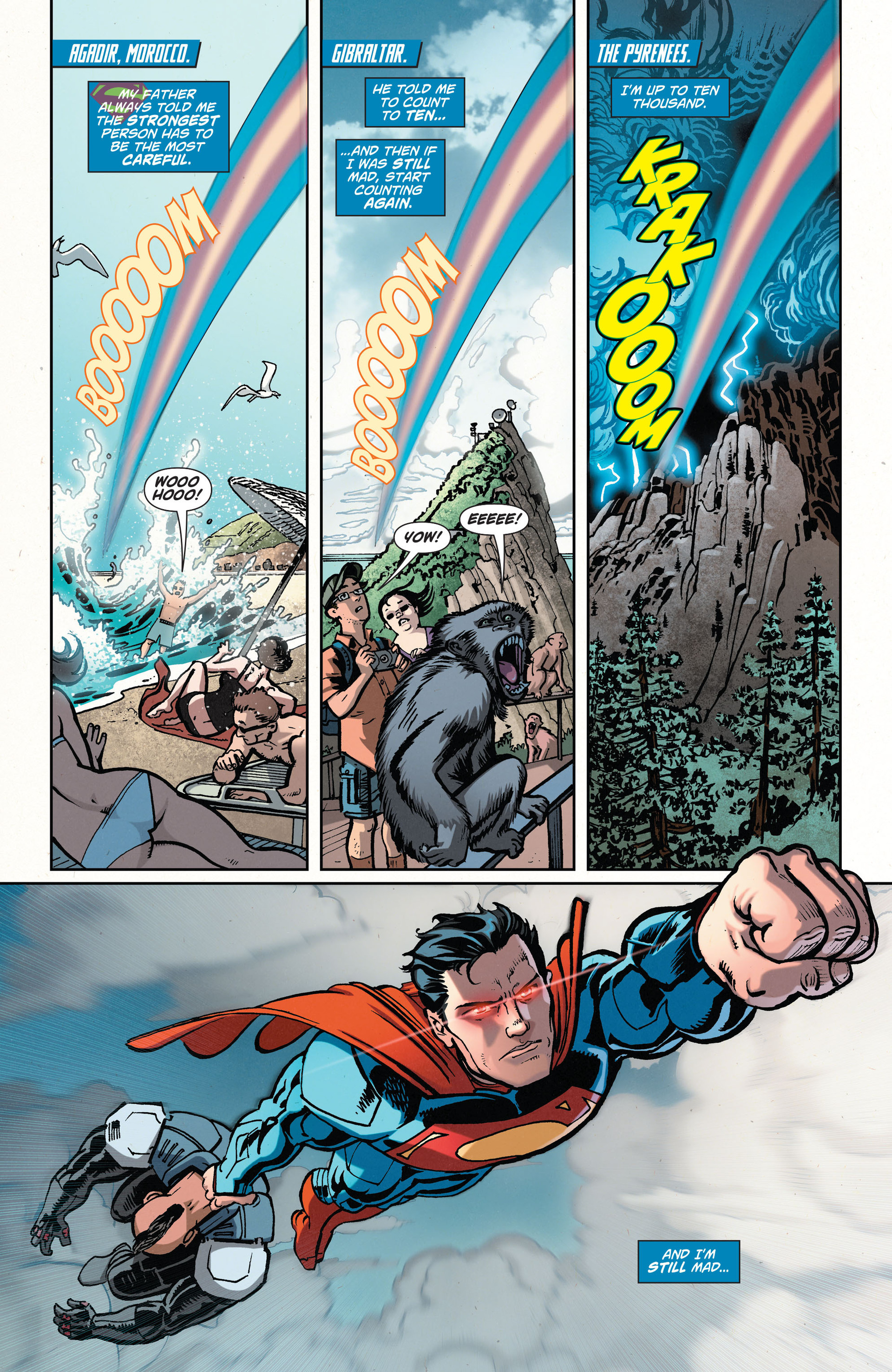 Read online Action Comics (2011) comic -  Issue #30 - 5
