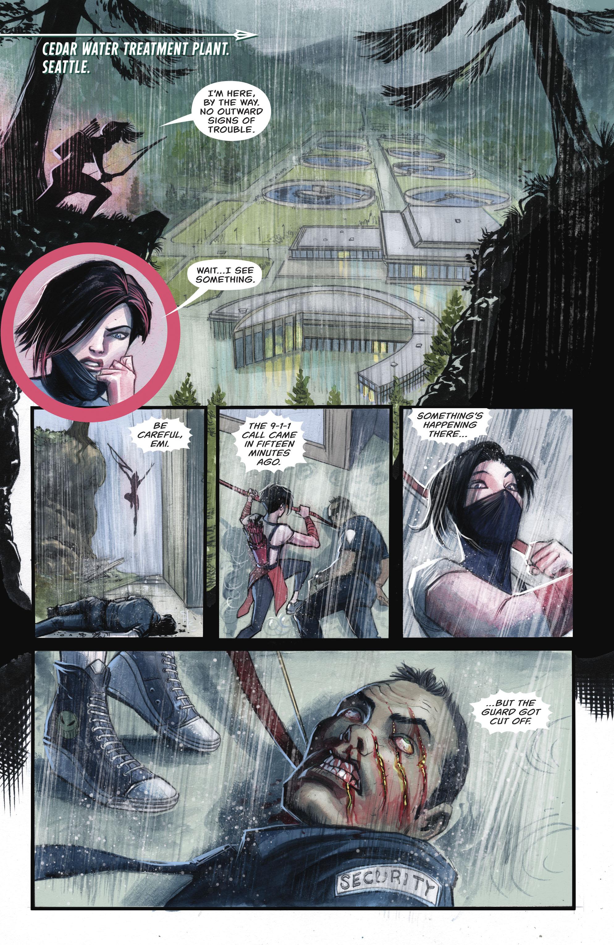 Read online Green Arrow (2016) comic -  Issue #23 - 5