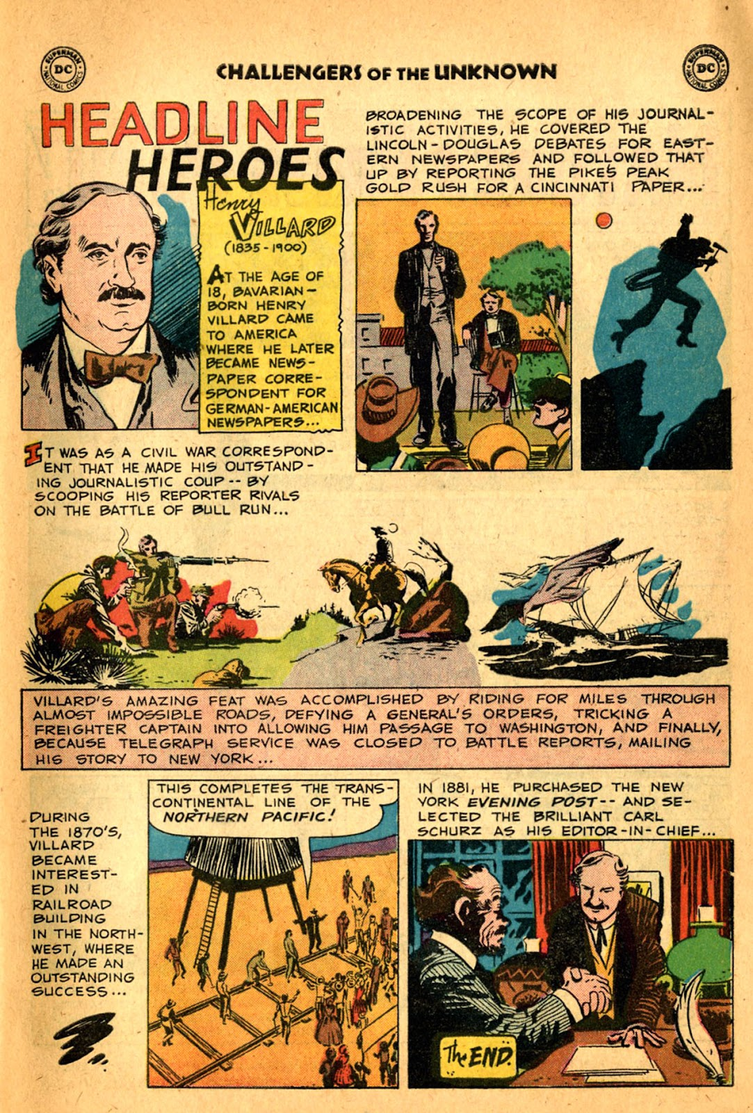 Challengers of the Unknown (1958) issue 2 - Page 31
