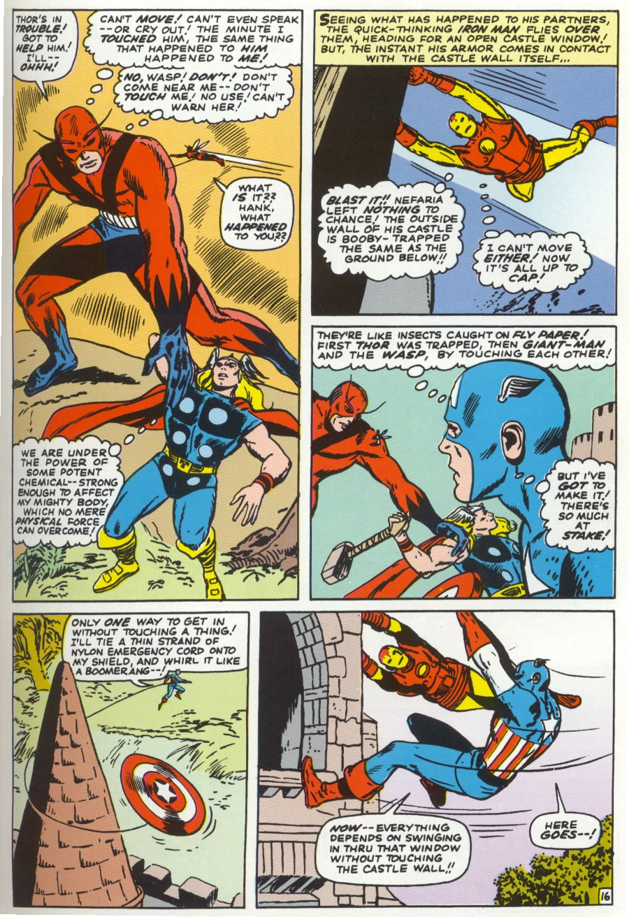 The Avengers (1963) 13 Page 16