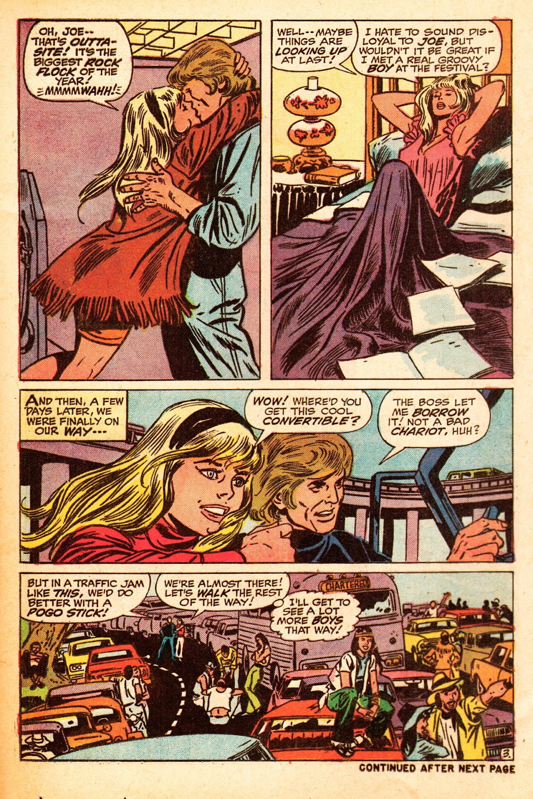 My Love (1969) issue 22 - Page 24