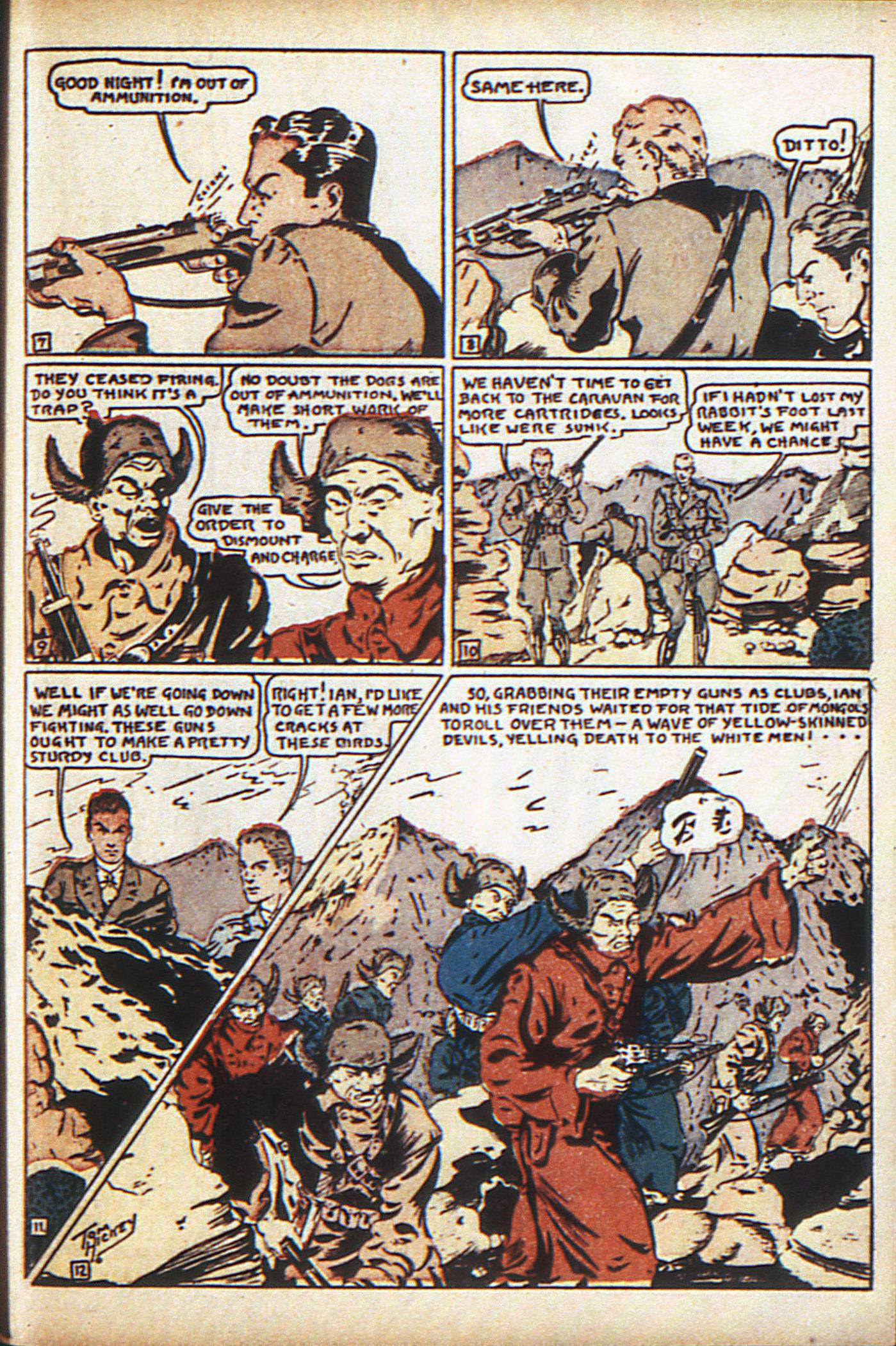 Read online Adventure Comics (1938) comic -  Issue #10 - 44