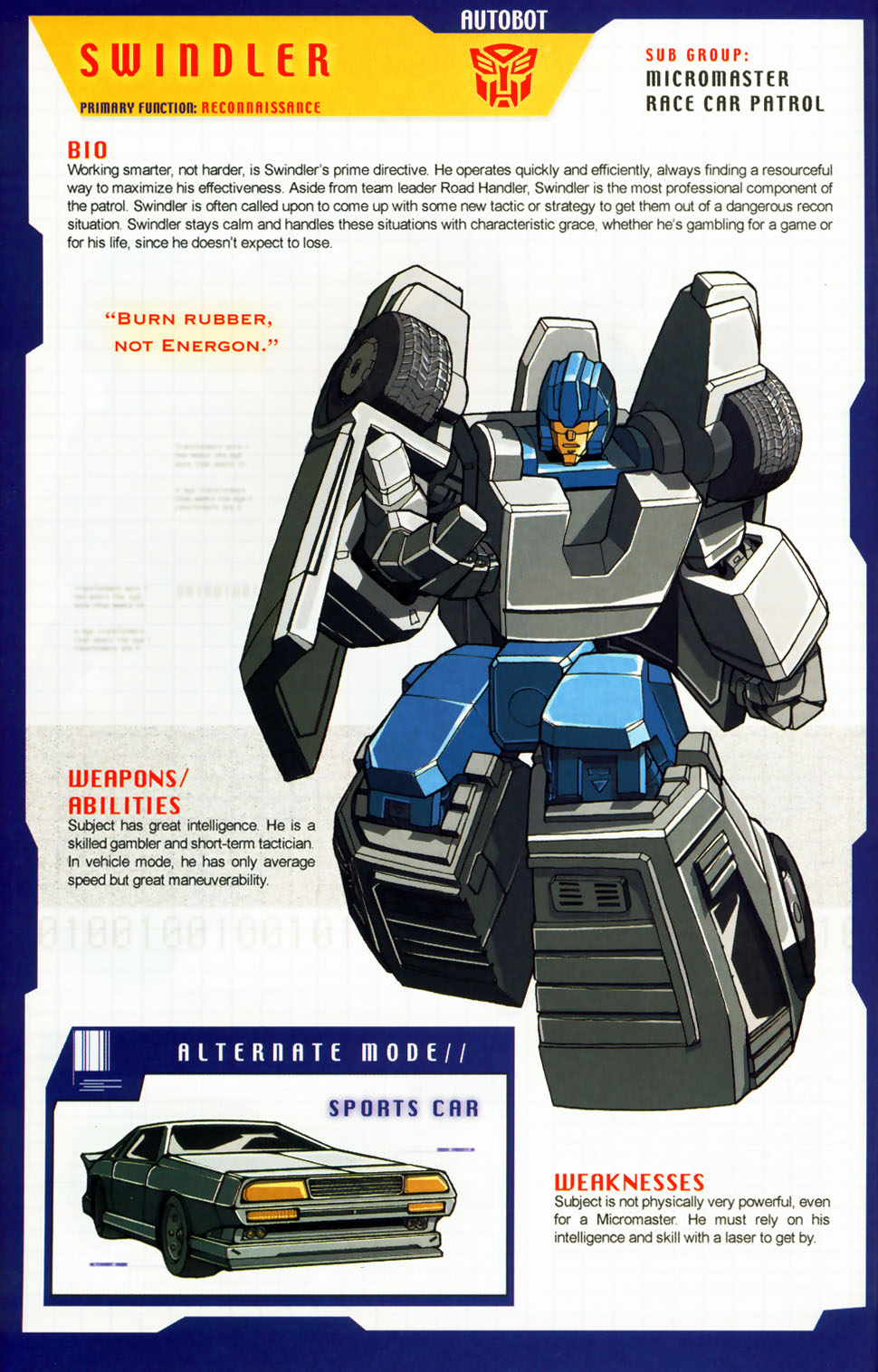 Read online Transformers: More than Meets the Eye comic -  Issue #6 - 64