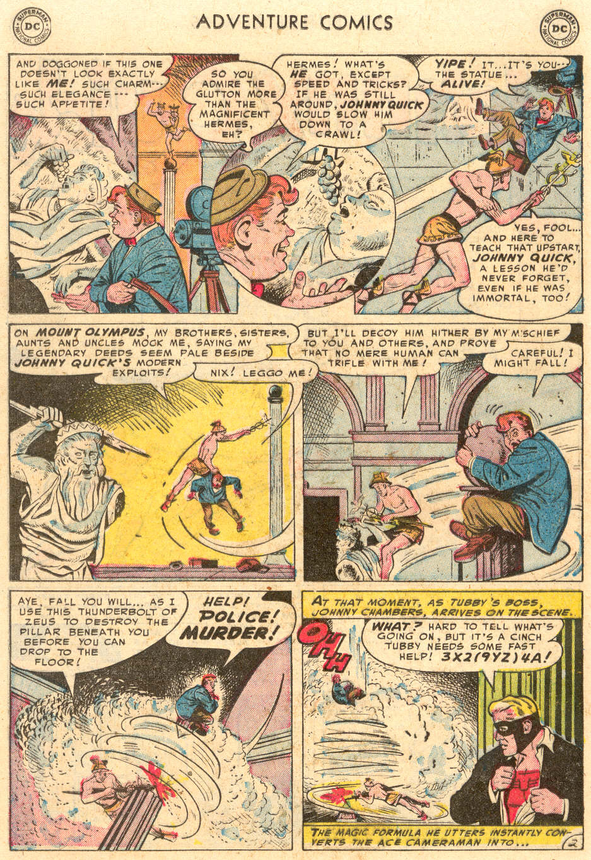 Read online Adventure Comics (1938) comic -  Issue #193 - 26