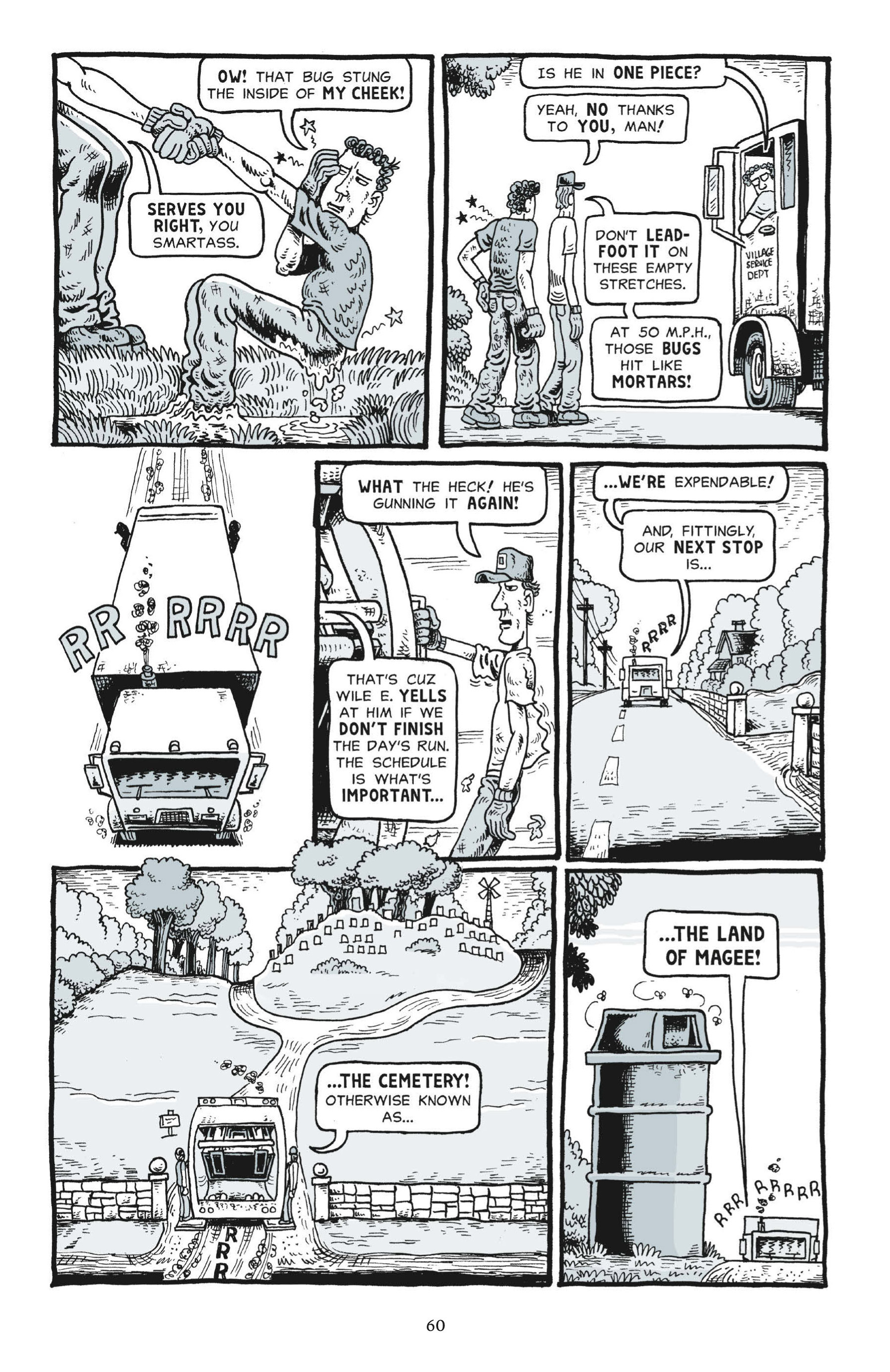 Read online Trashed comic -  Issue # Full - 61