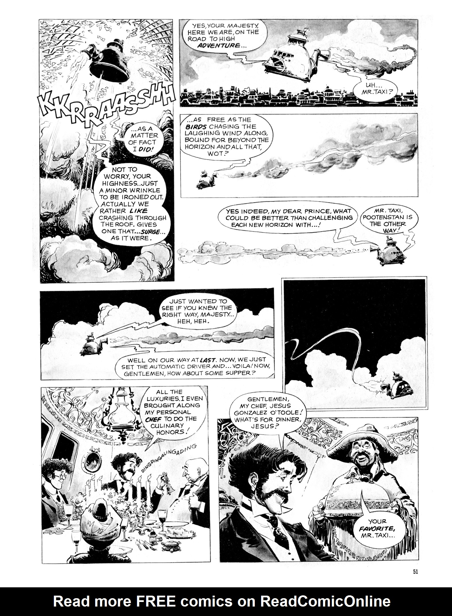 Read online Eerie Archives comic -  Issue # TPB 16 - 52