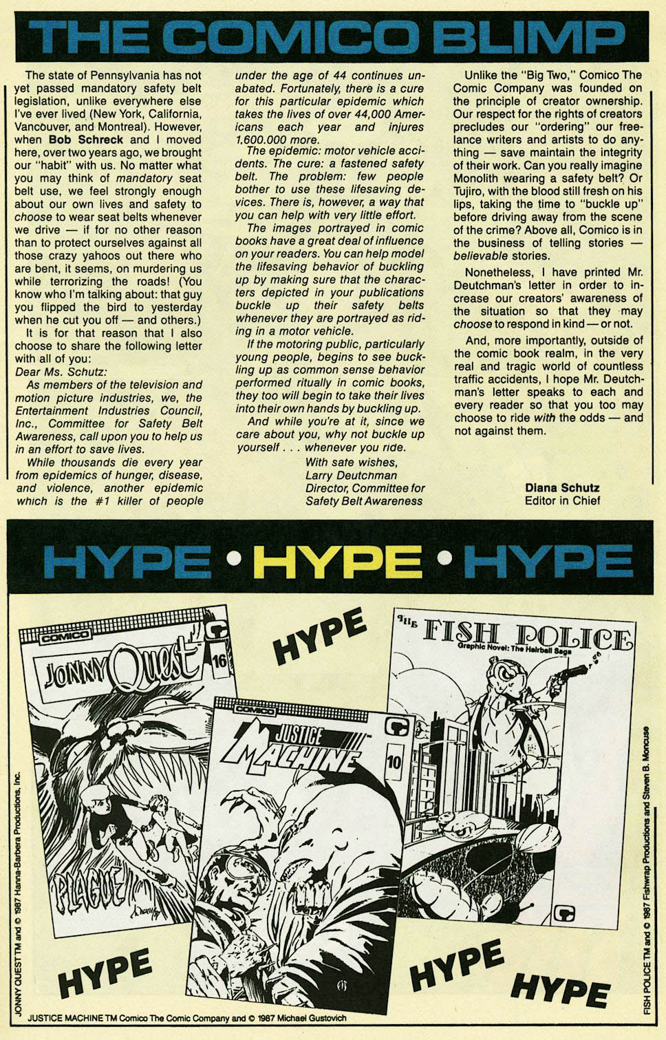 Elementals (1984) issue 17 - Page 31