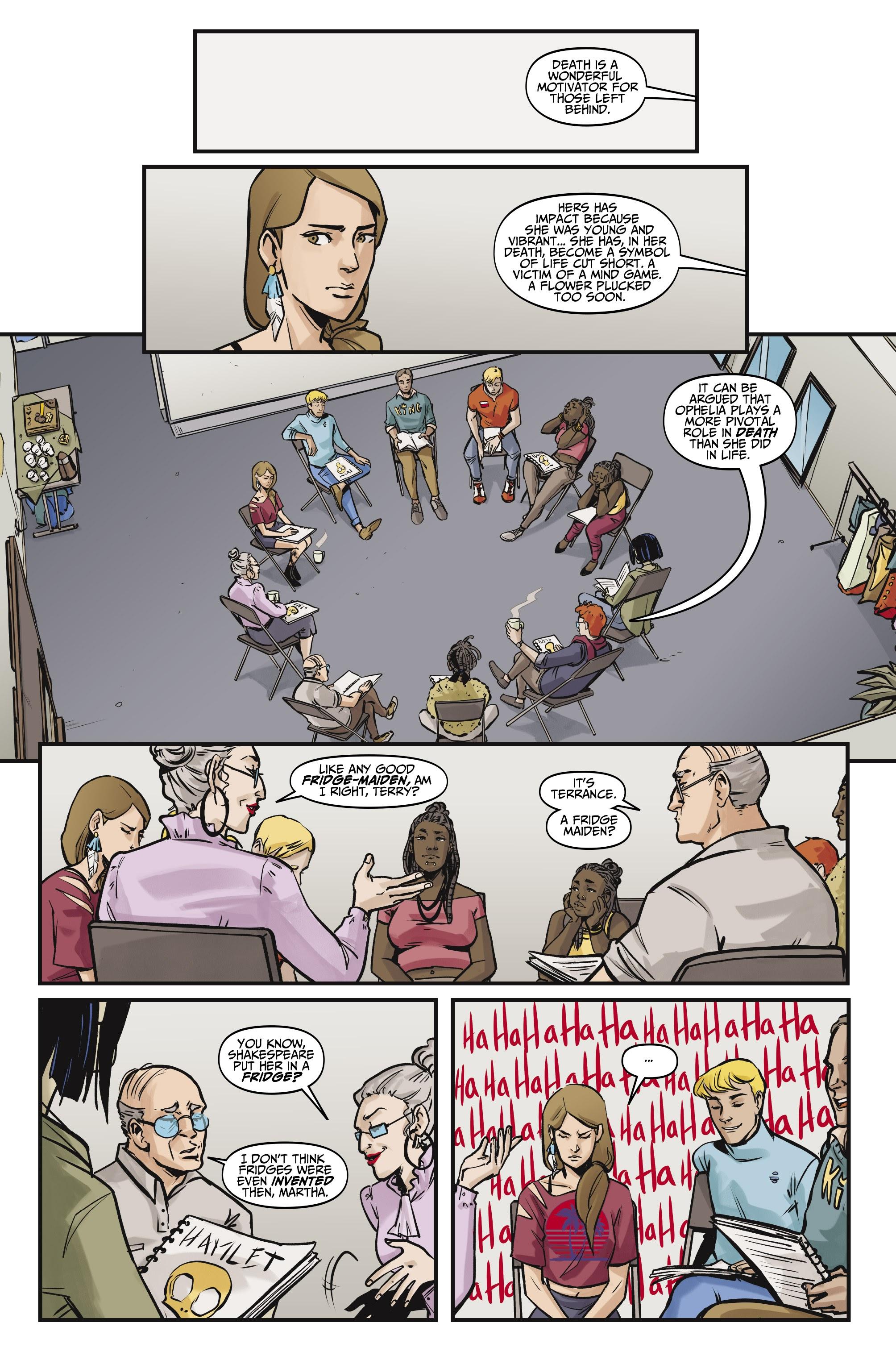 Life is Strange 11  #11 - English 14