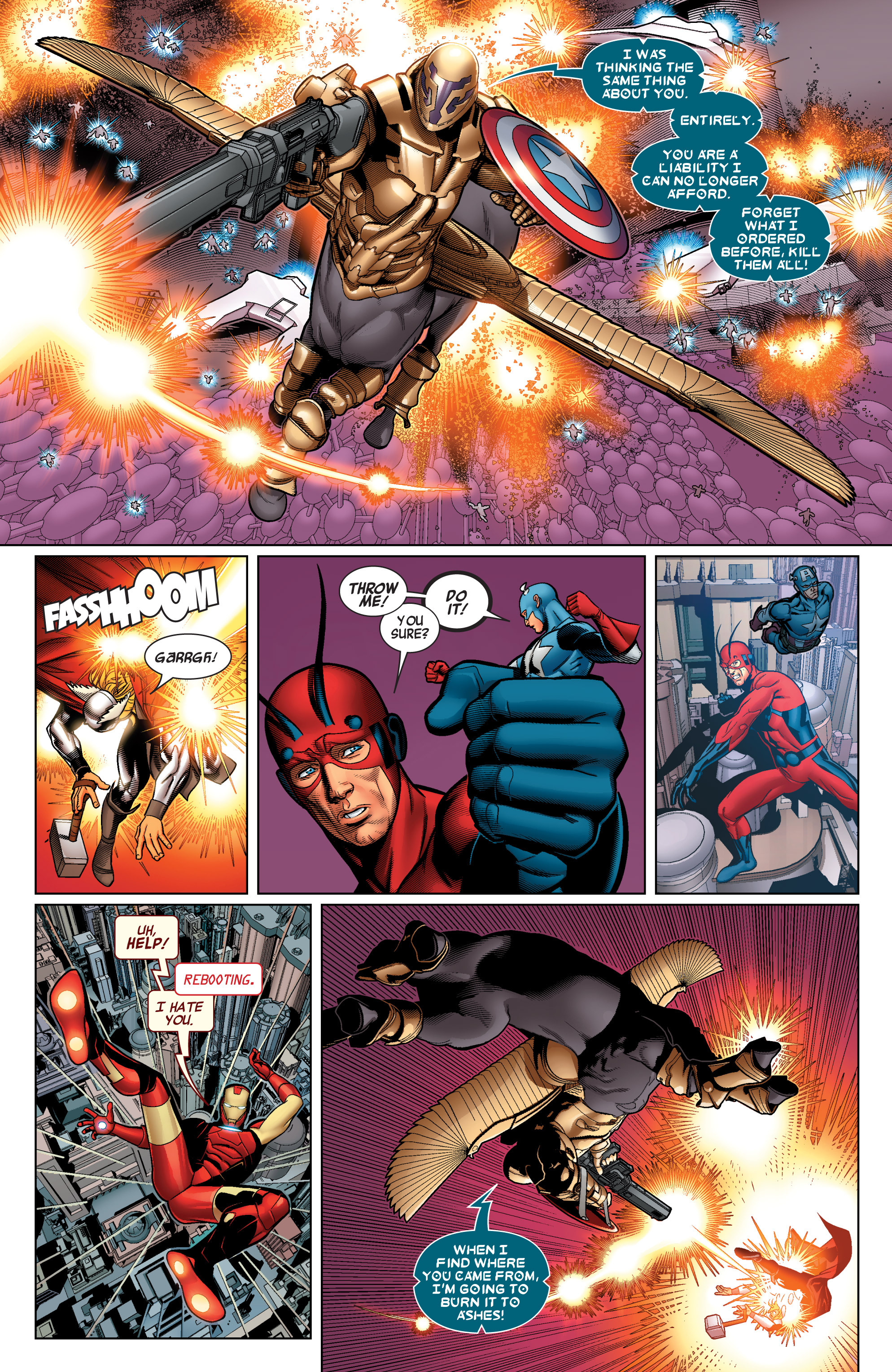 Read online Avengers (2010) comic -  Issue #34 - 9