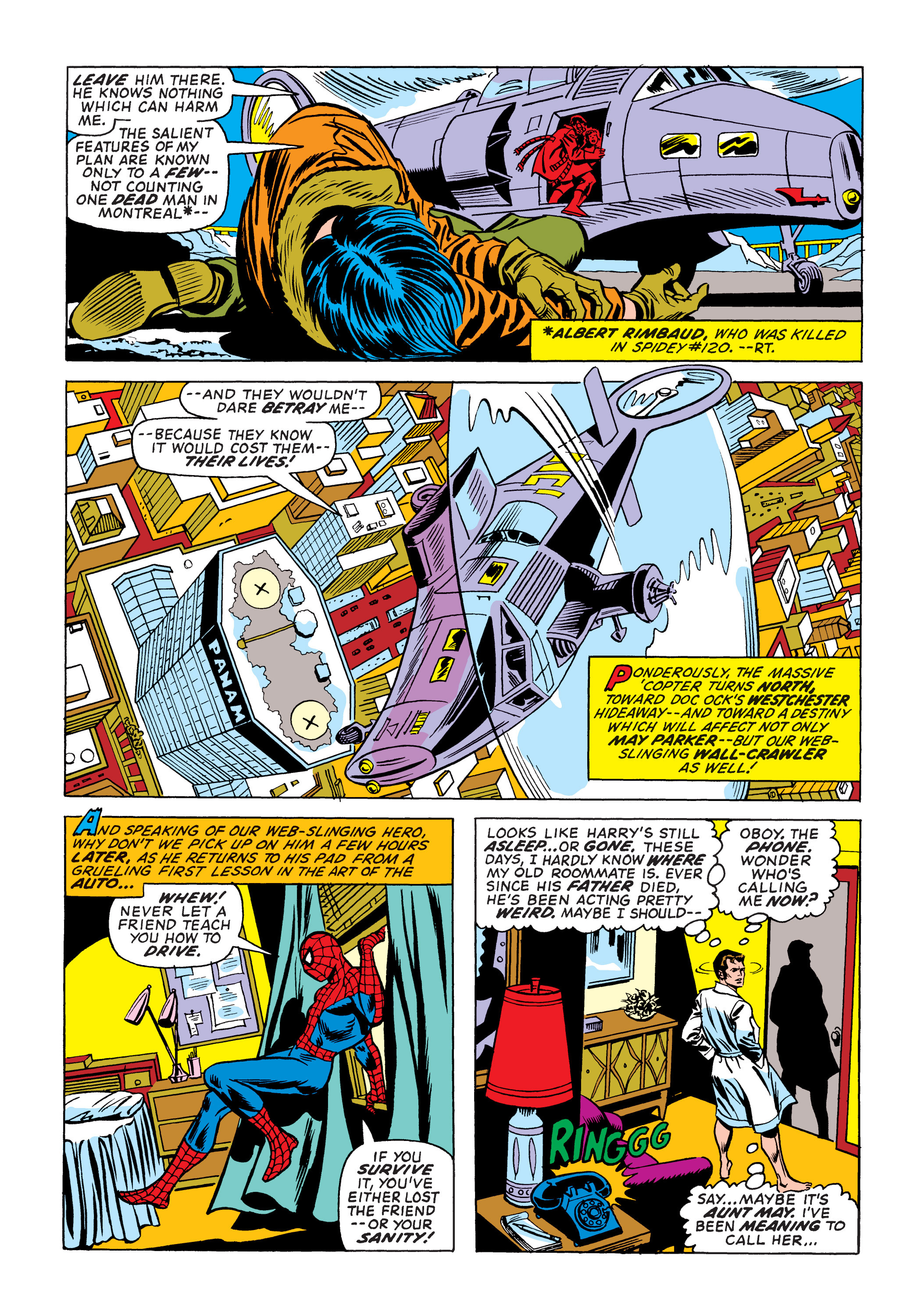 The Amazing Spider-Man (1963) 130 Page 10