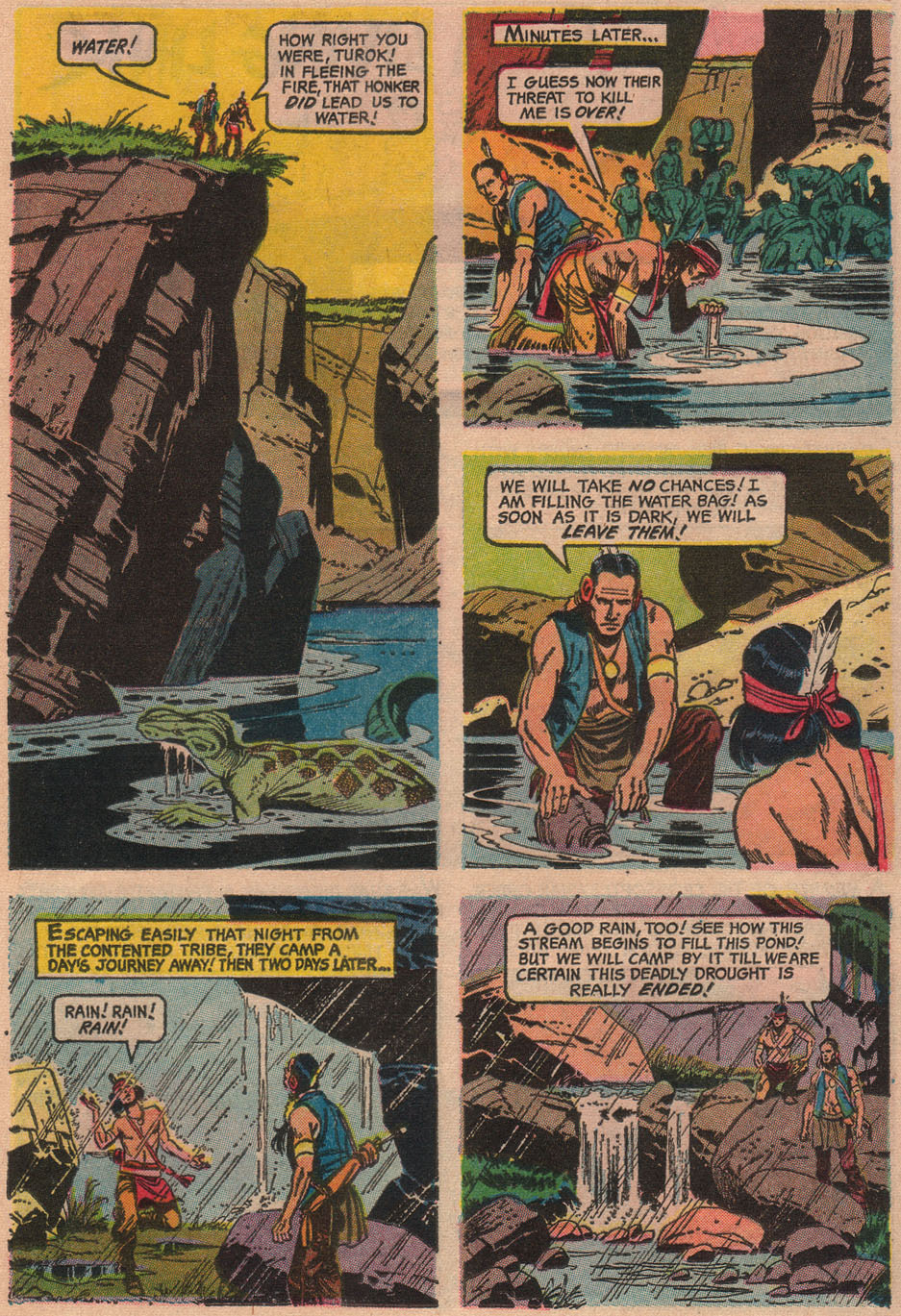 Read online Turok, Son of Stone comic -  Issue #53 - 17