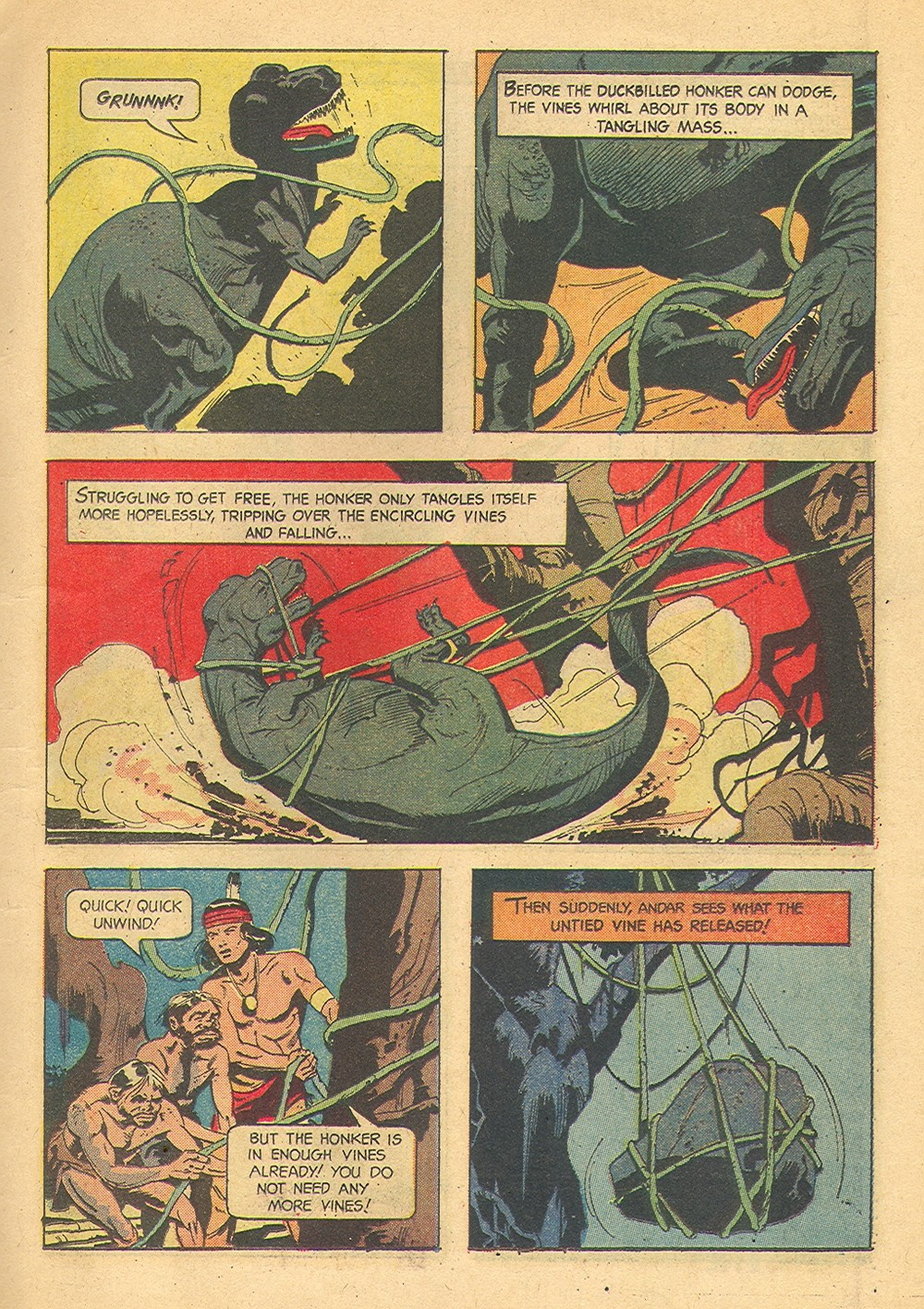 Read online Turok, Son of Stone comic -  Issue #39 - 15