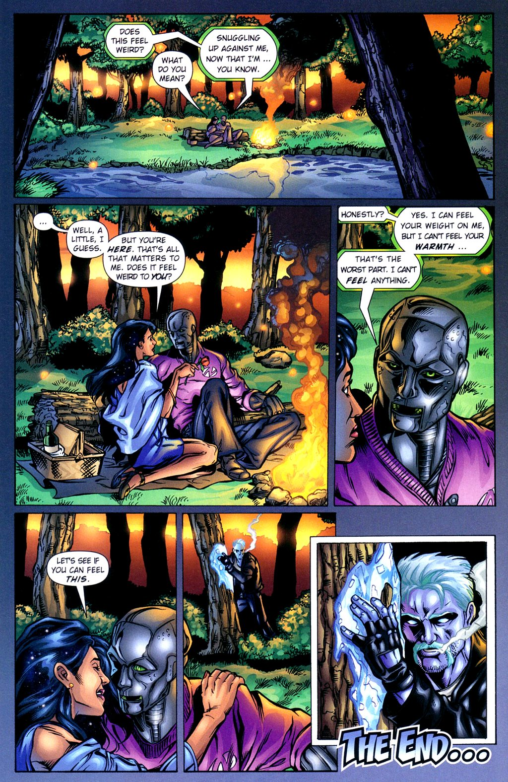 Read online Noble Causes (2002) comic -  Issue #2 - 27