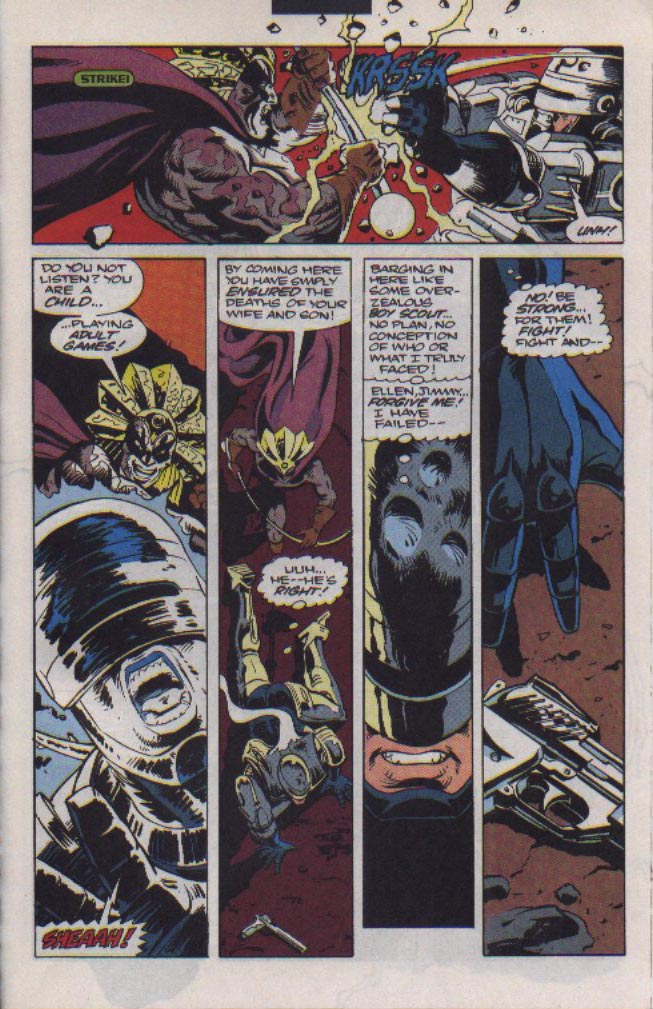 Read online Robocop (1990) comic -  Issue #22 - 18