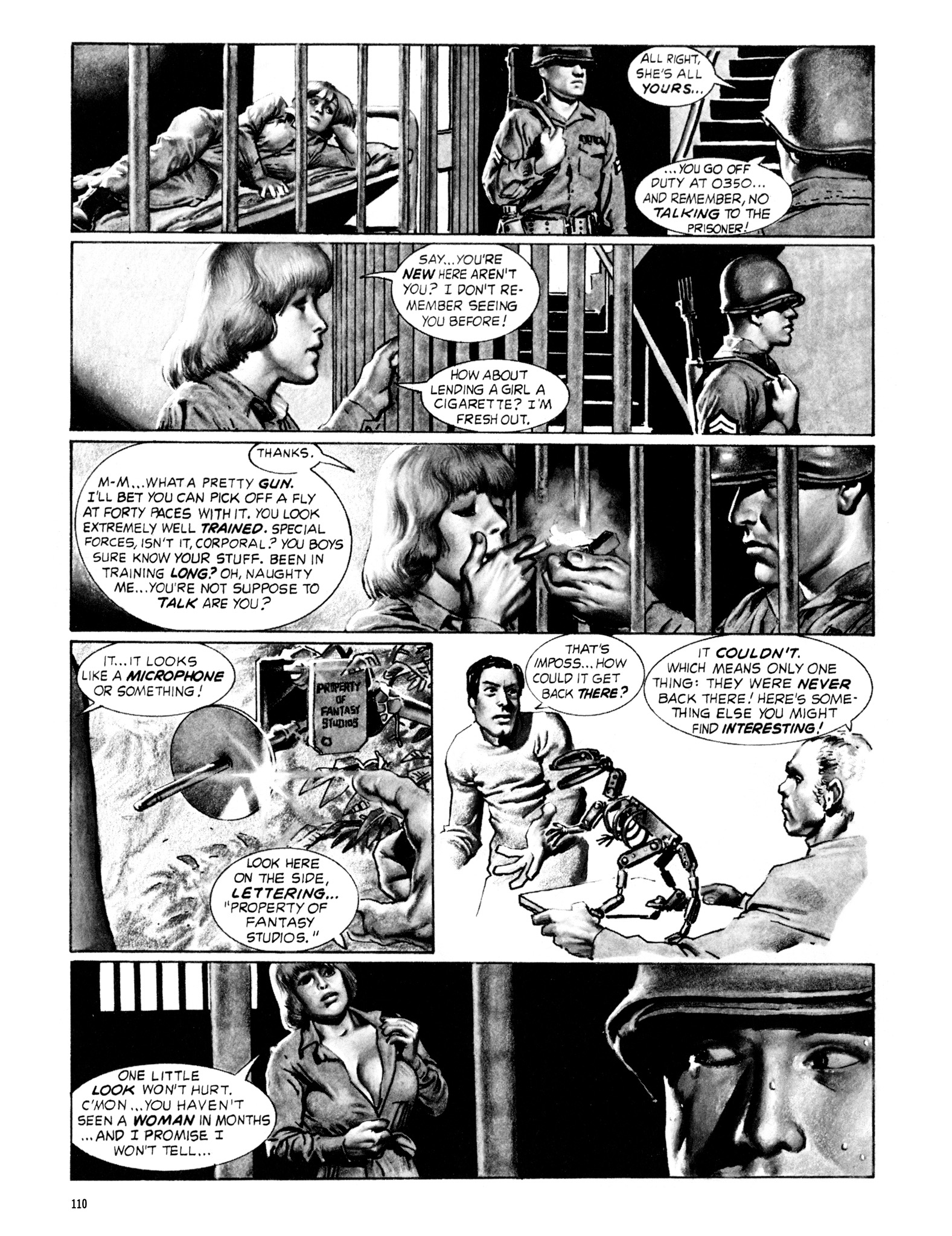 Read online Eerie Archives comic -  Issue # TPB 18 - 111
