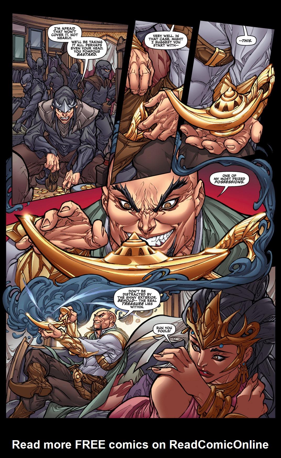Read online Jirni comic -  Issue #1 - 16