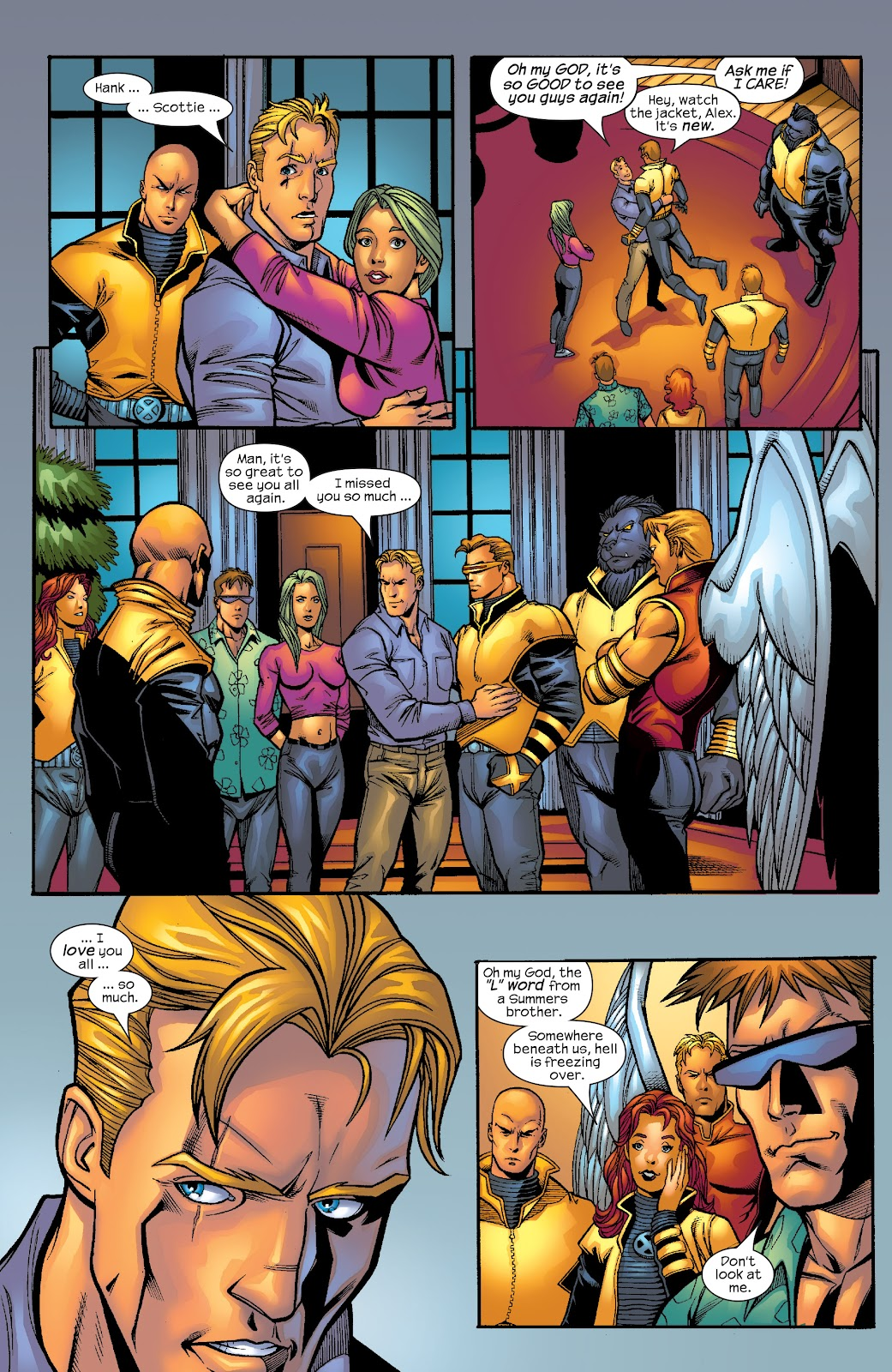 Read online X-Men: Unstoppable comic -  Issue # TPB (Part 4) - 17