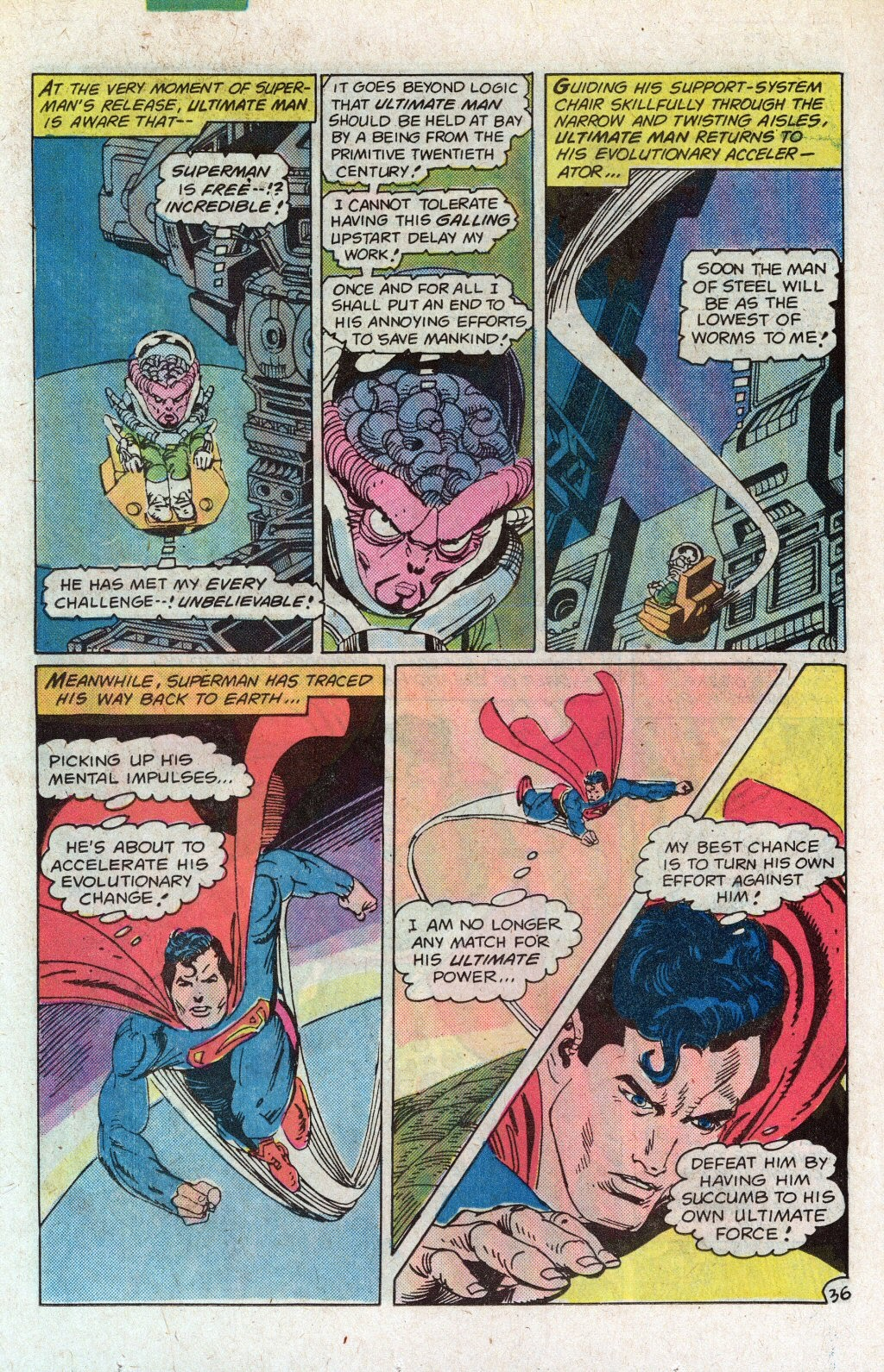 Read online Superman Special (1983) comic -  Issue #1 - 42